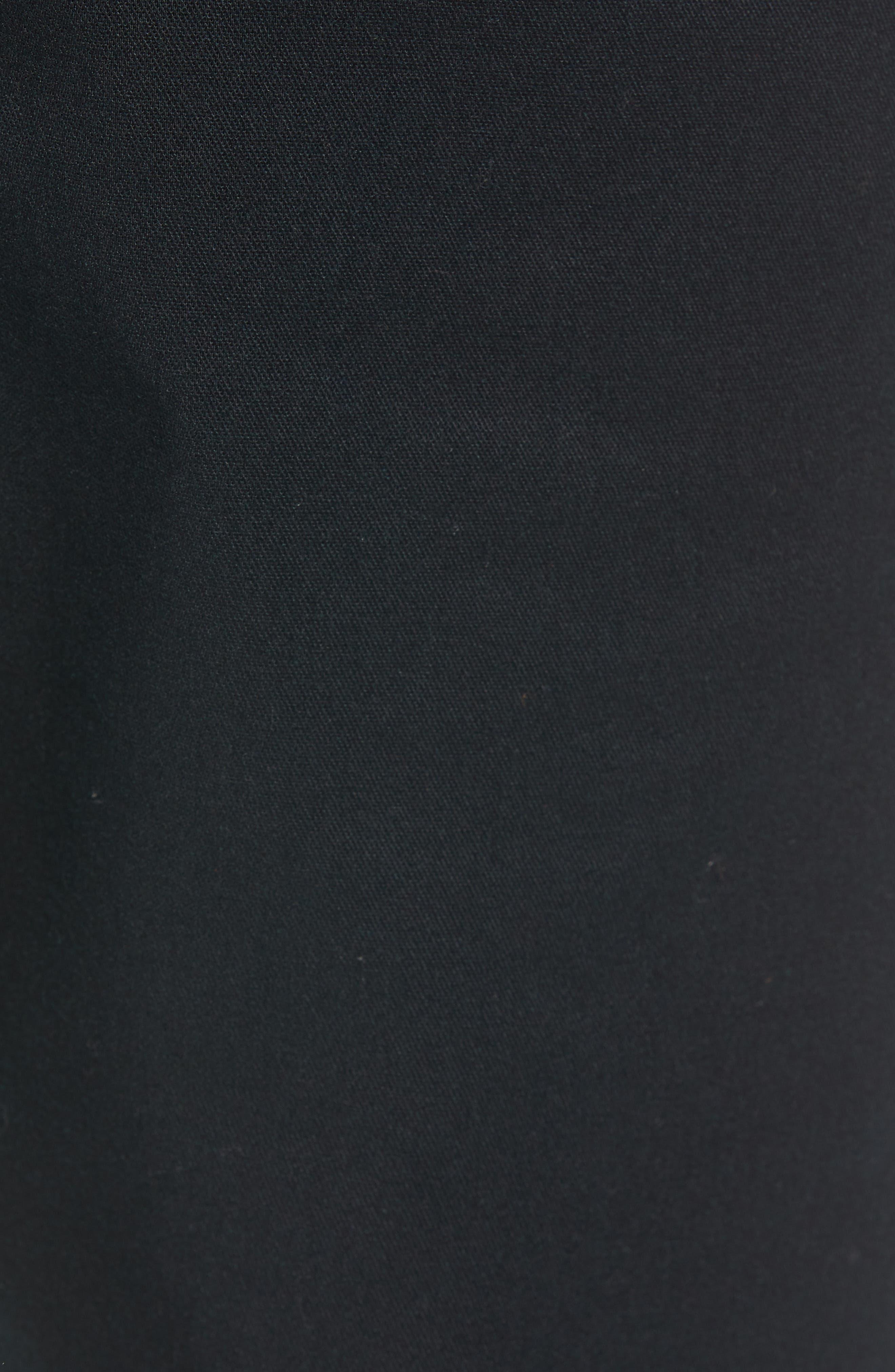 Authentic Chino Pro Pants,                             Alternate thumbnail 5, color,                             BLACK