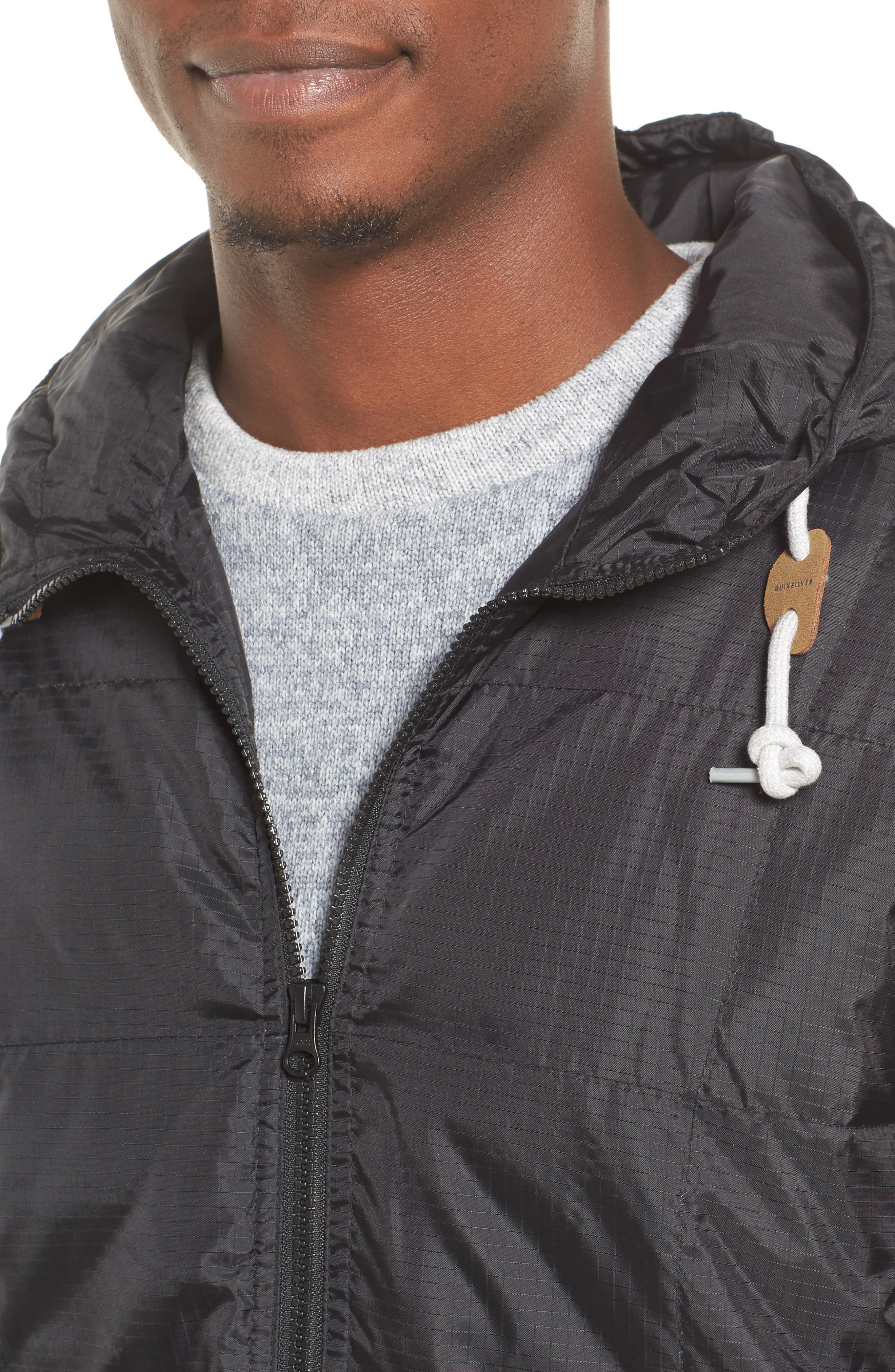 Puffer Water-Repellent Jacket,                             Alternate thumbnail 4, color,                             002