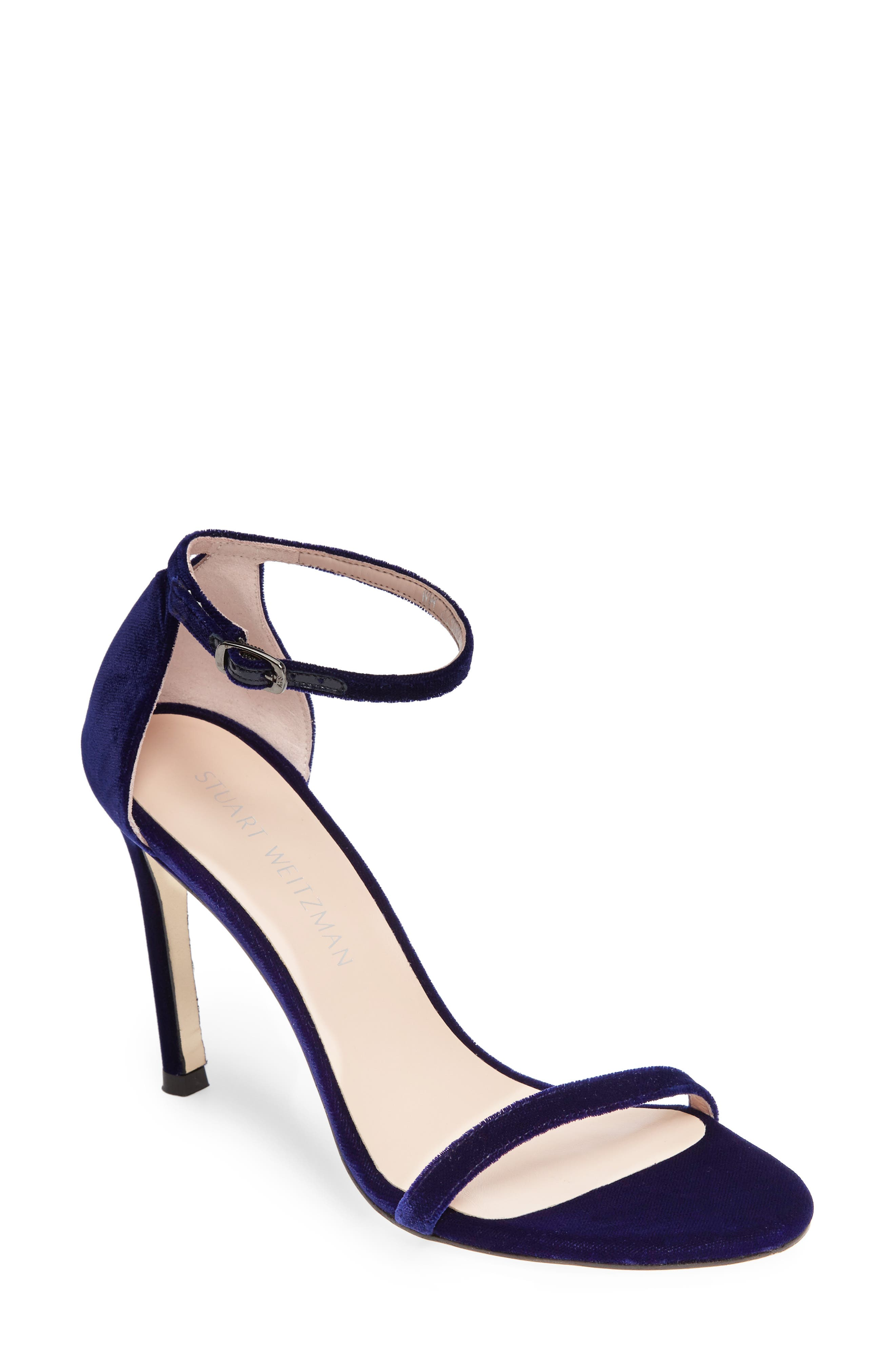 Nudistsong Ankle Strap Sandal,                             Main thumbnail 31, color,