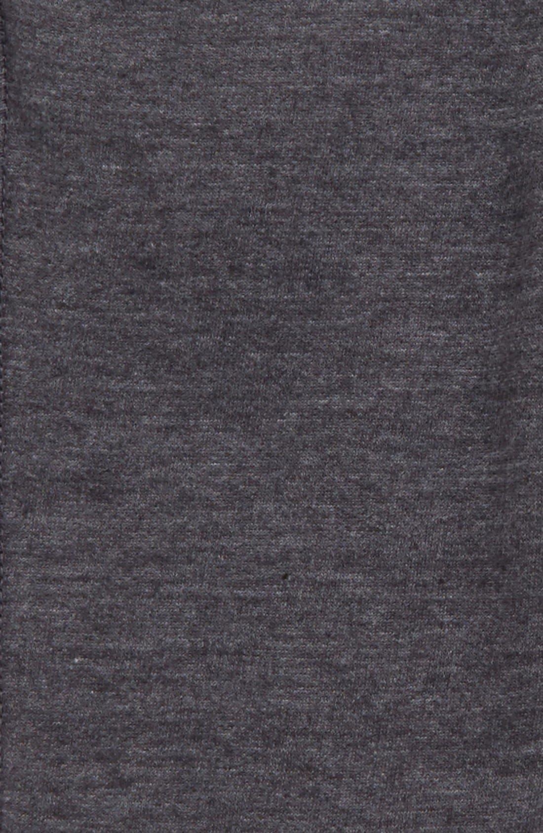 Fleece Sweatpants,                             Alternate thumbnail 3, color,                             GREY CHARCOAL HEATHER