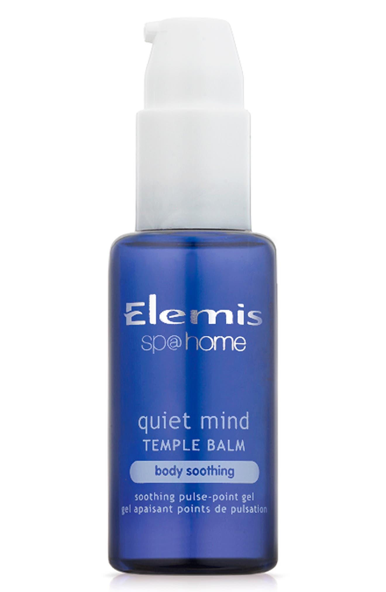 Quiet Mind Temple Balm,                             Alternate thumbnail 3, color,                             000