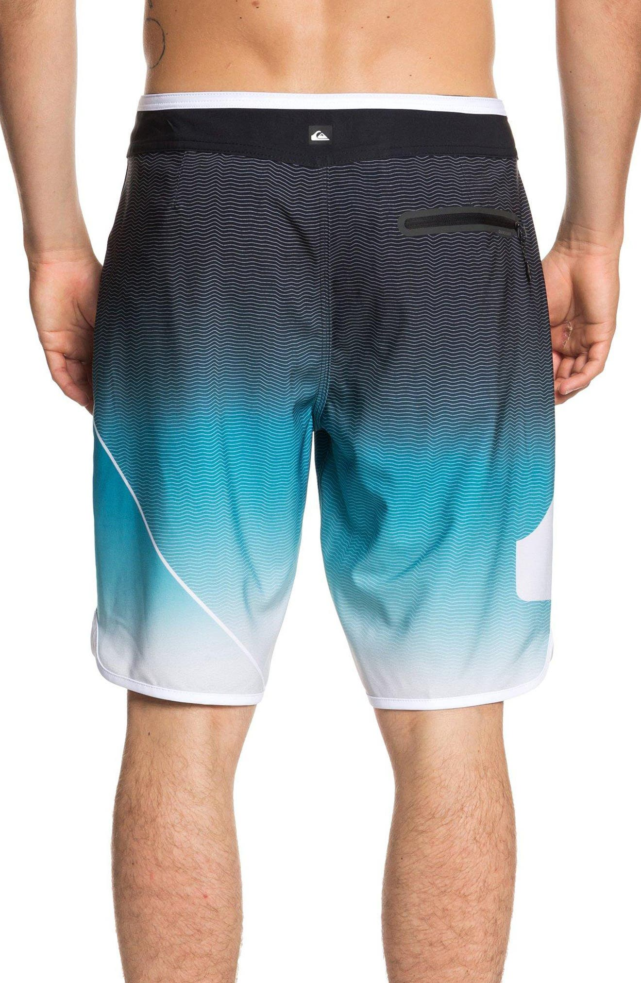 Highline New Wave Board Shorts,                             Alternate thumbnail 2, color,                             TYPHOON