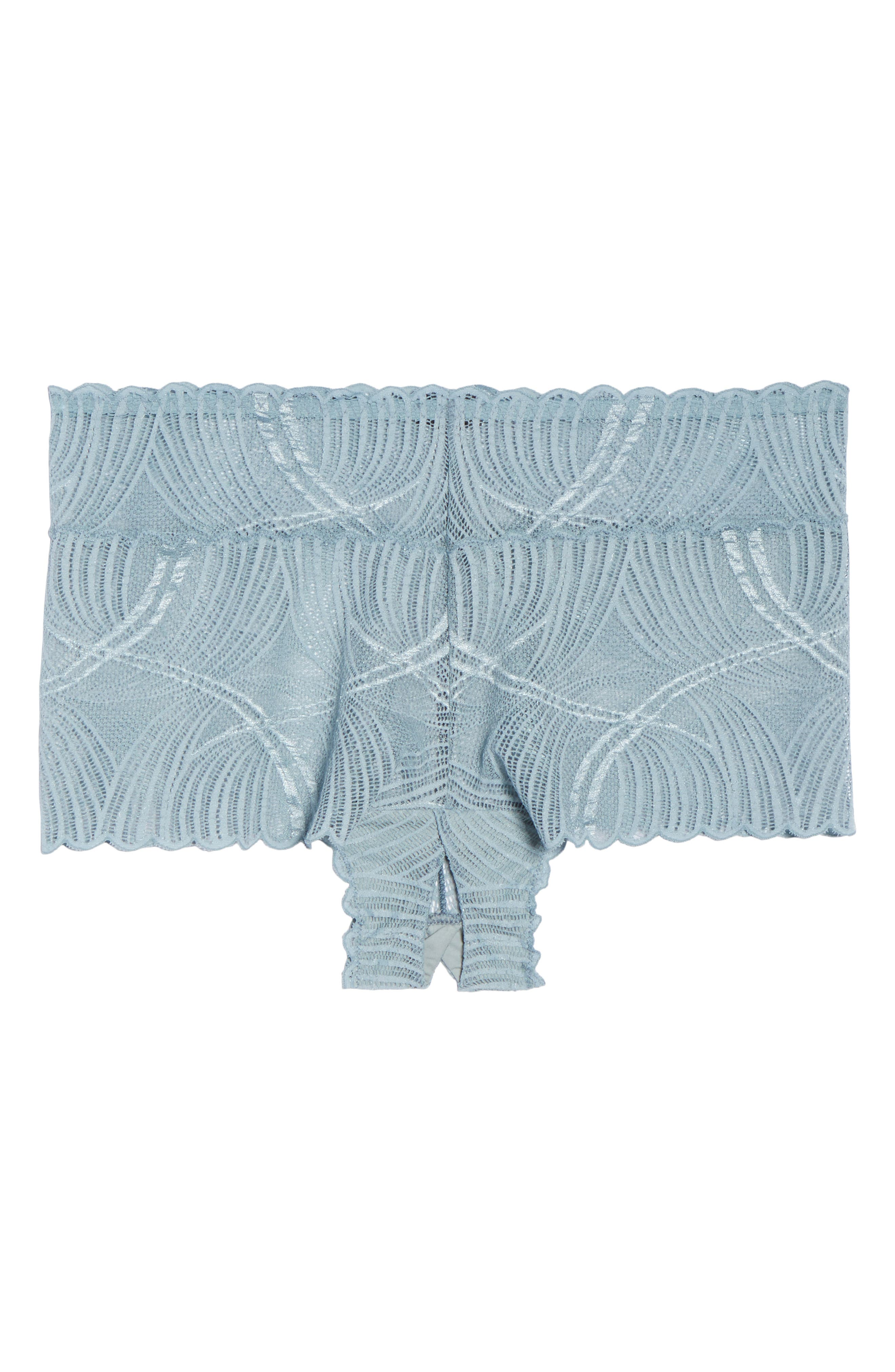 Minoa Low Rise Boyshorts,                             Alternate thumbnail 5, color,                             409