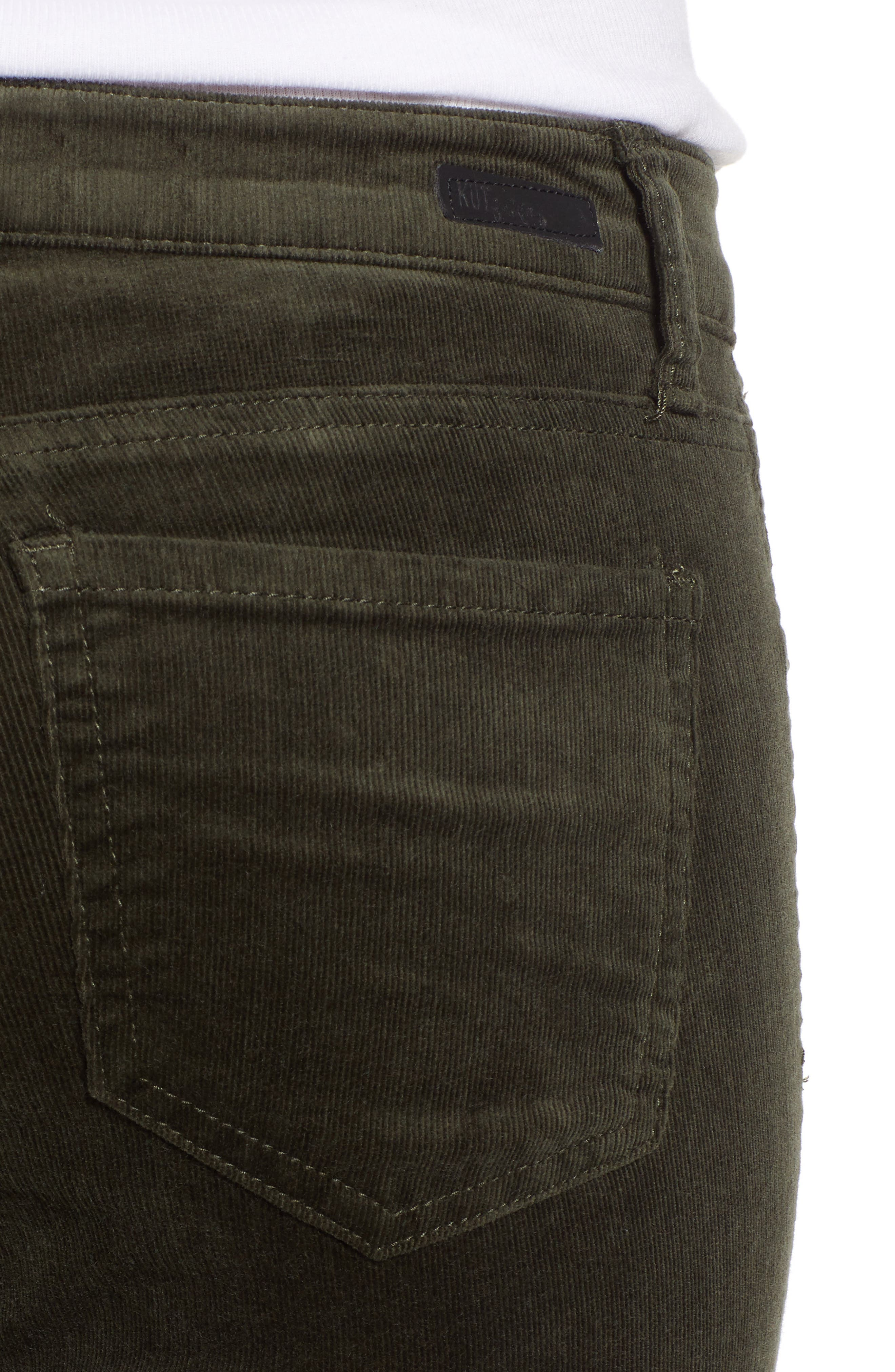 Baby Bootcut Corduroy Jeans,                             Alternate thumbnail 81, color,