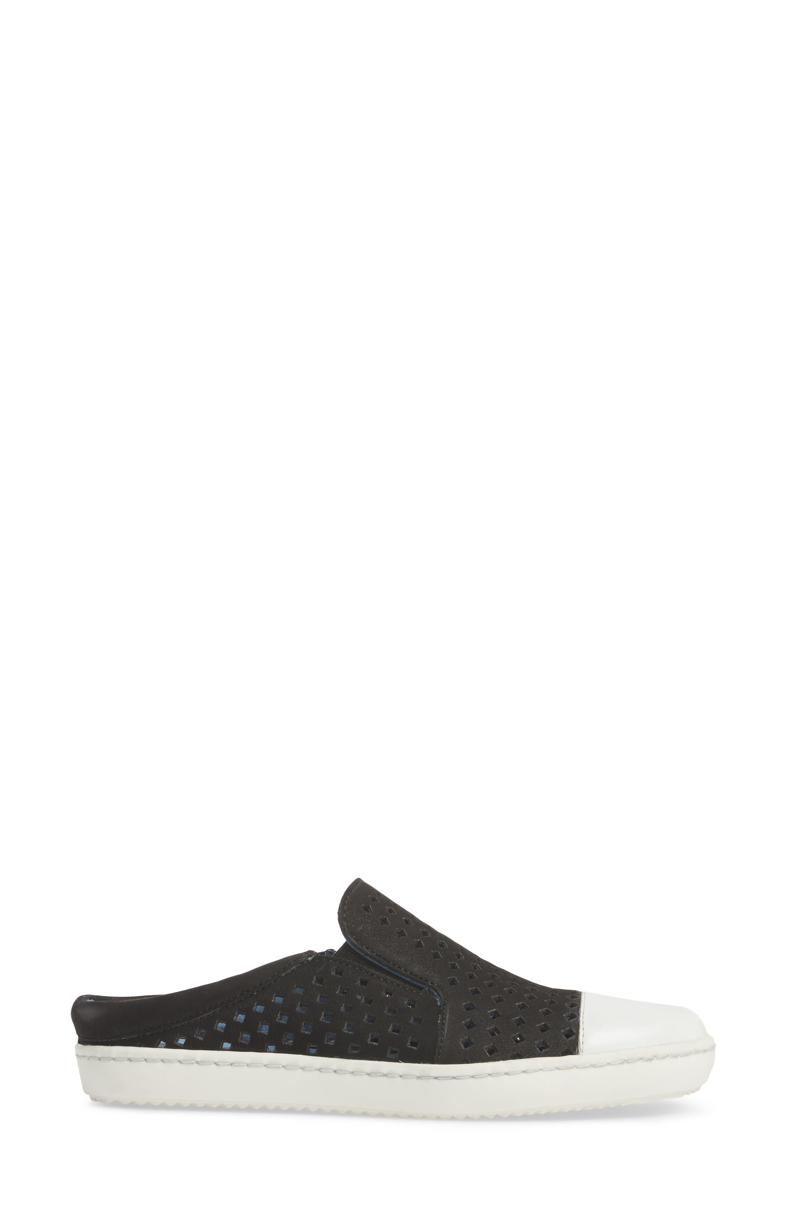 Tippy Slip-On Sneaker,                             Alternate thumbnail 3, color,                             003