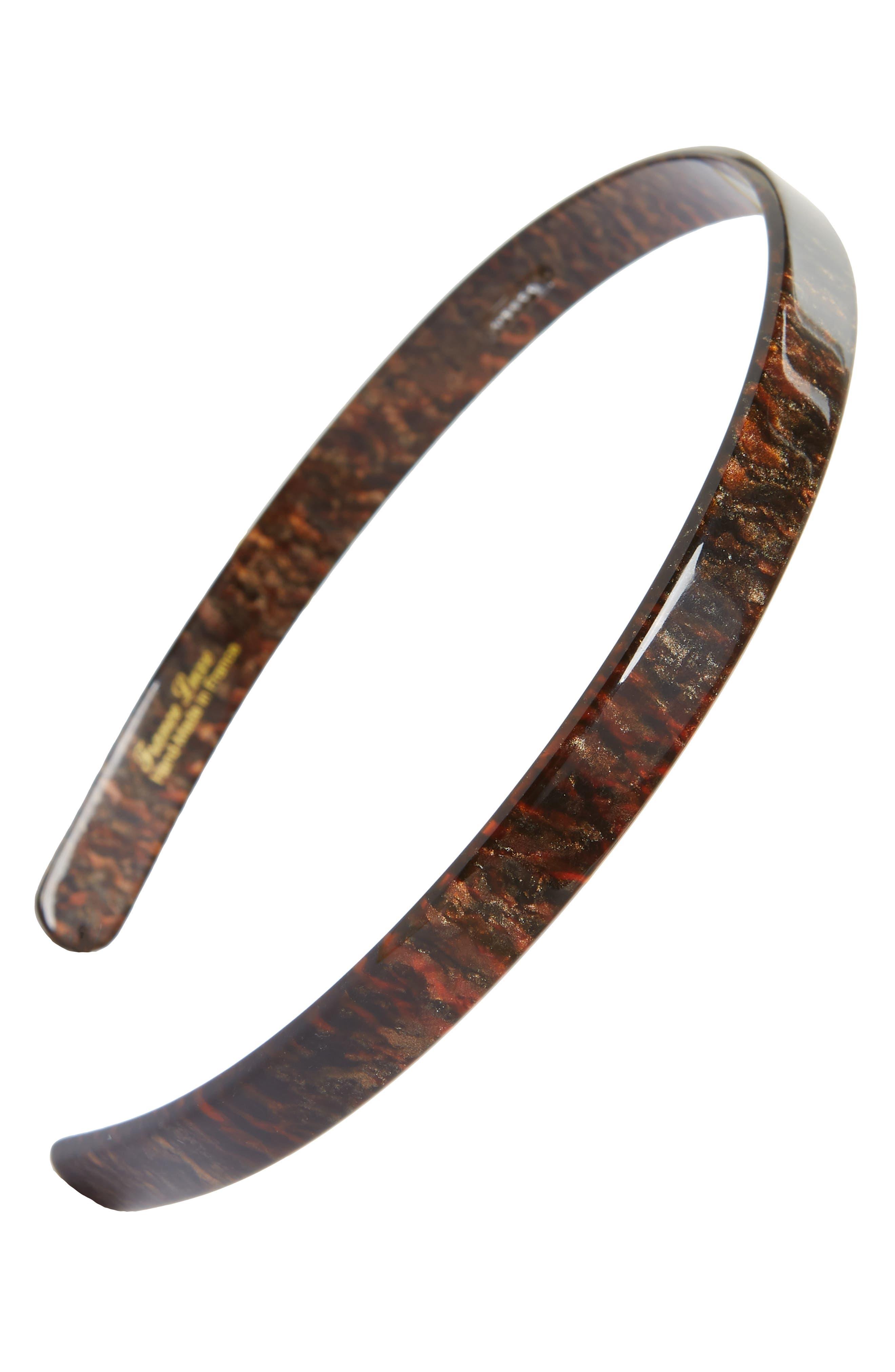 Skinny Headband,                             Main thumbnail 1, color,                             MOJAVE