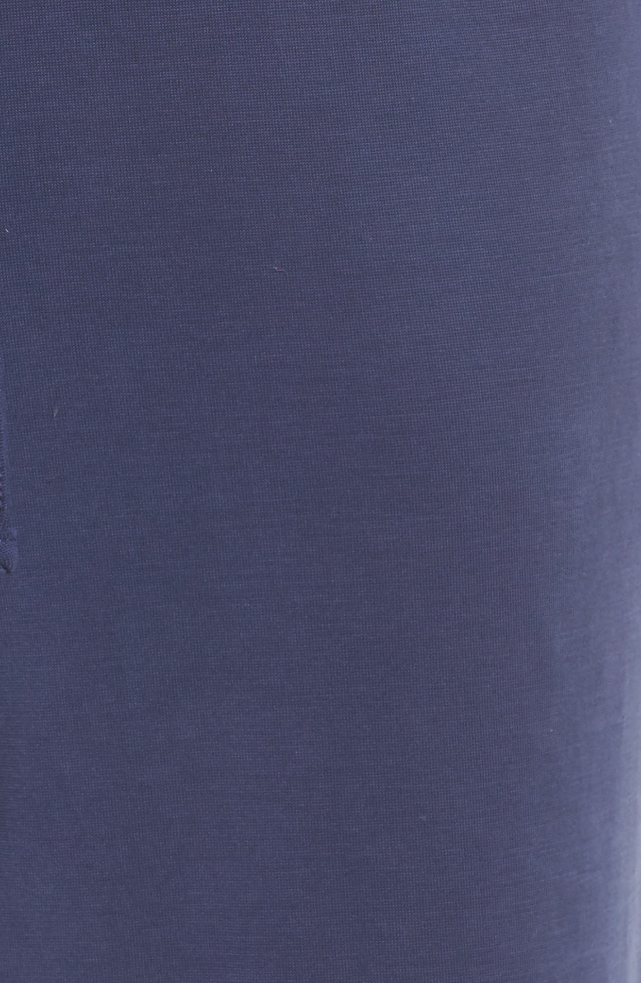Crop Lounge Pants,                             Alternate thumbnail 5, color,                             410