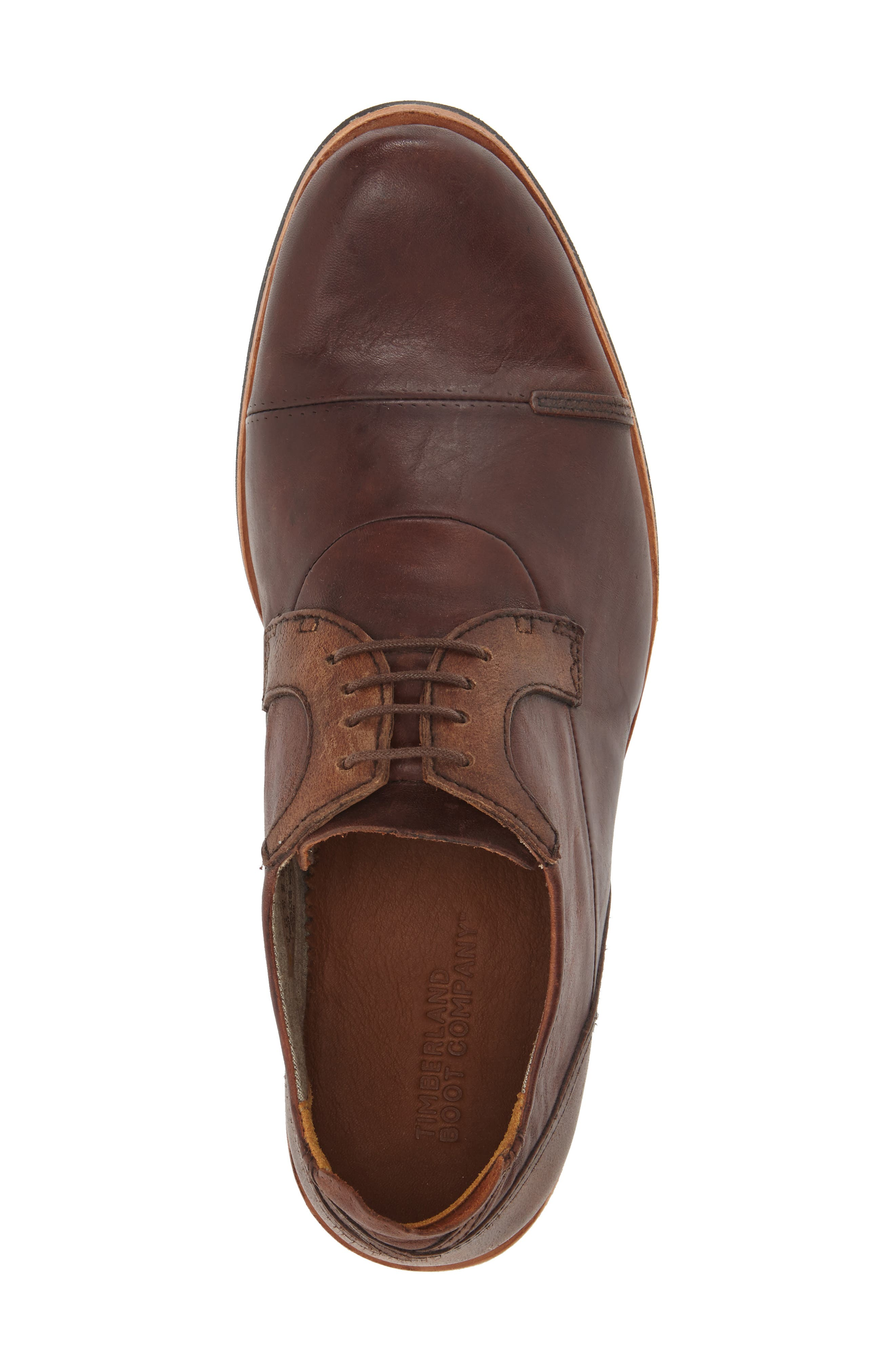 'Wodehouse Lost History' Cap Toe Oxford,                             Alternate thumbnail 6, color,                             243