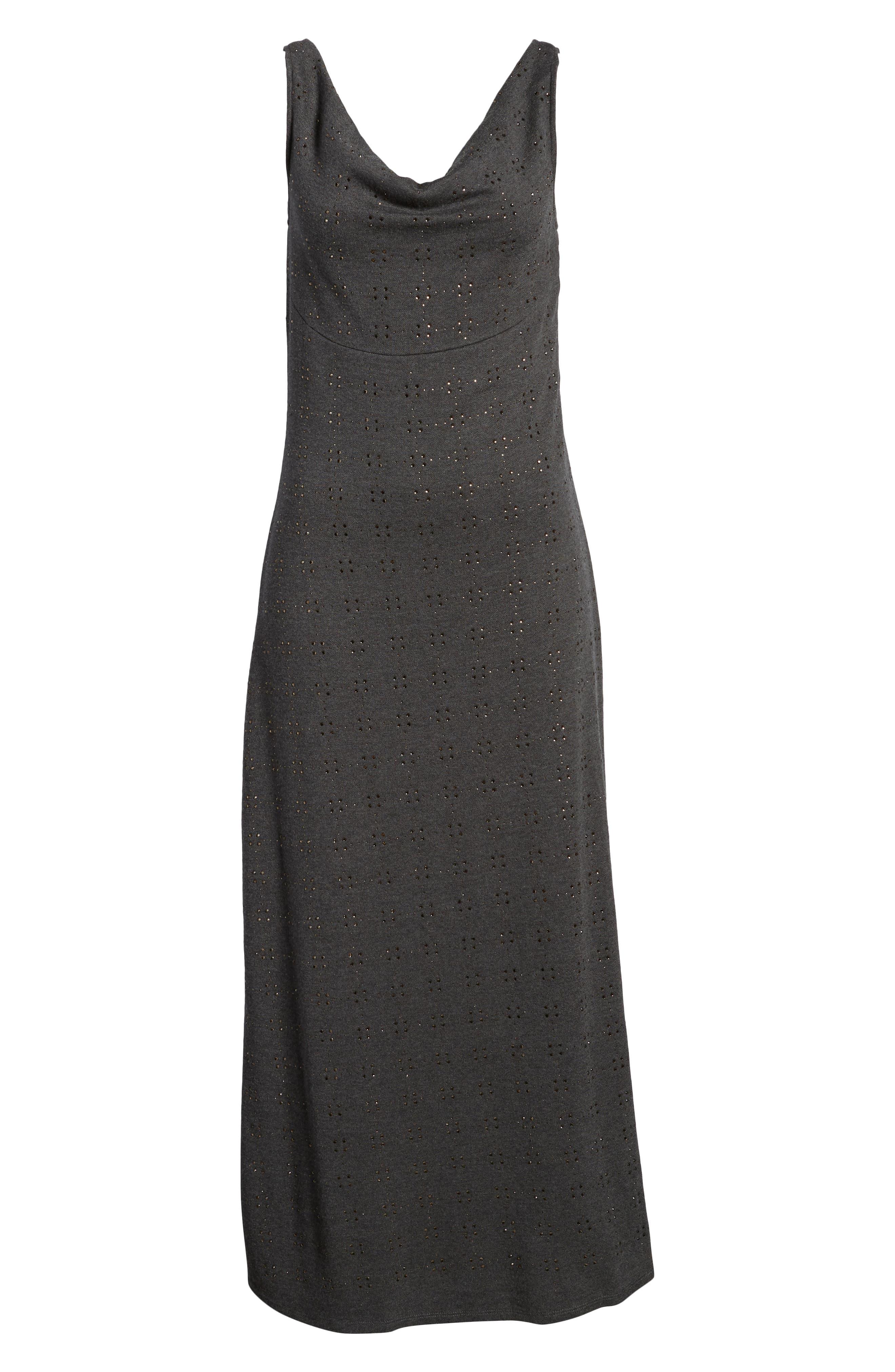 Subtle Shine Dress,                             Alternate thumbnail 7, color,