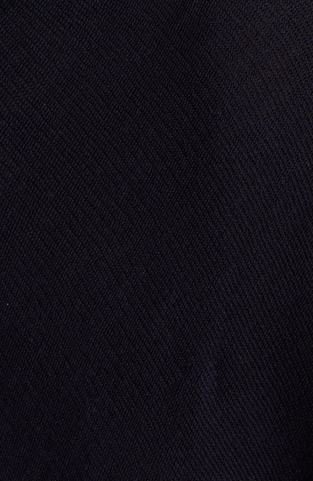 'Temptress' Drapey Cowl Sweater,                             Alternate thumbnail 3, color,                             001