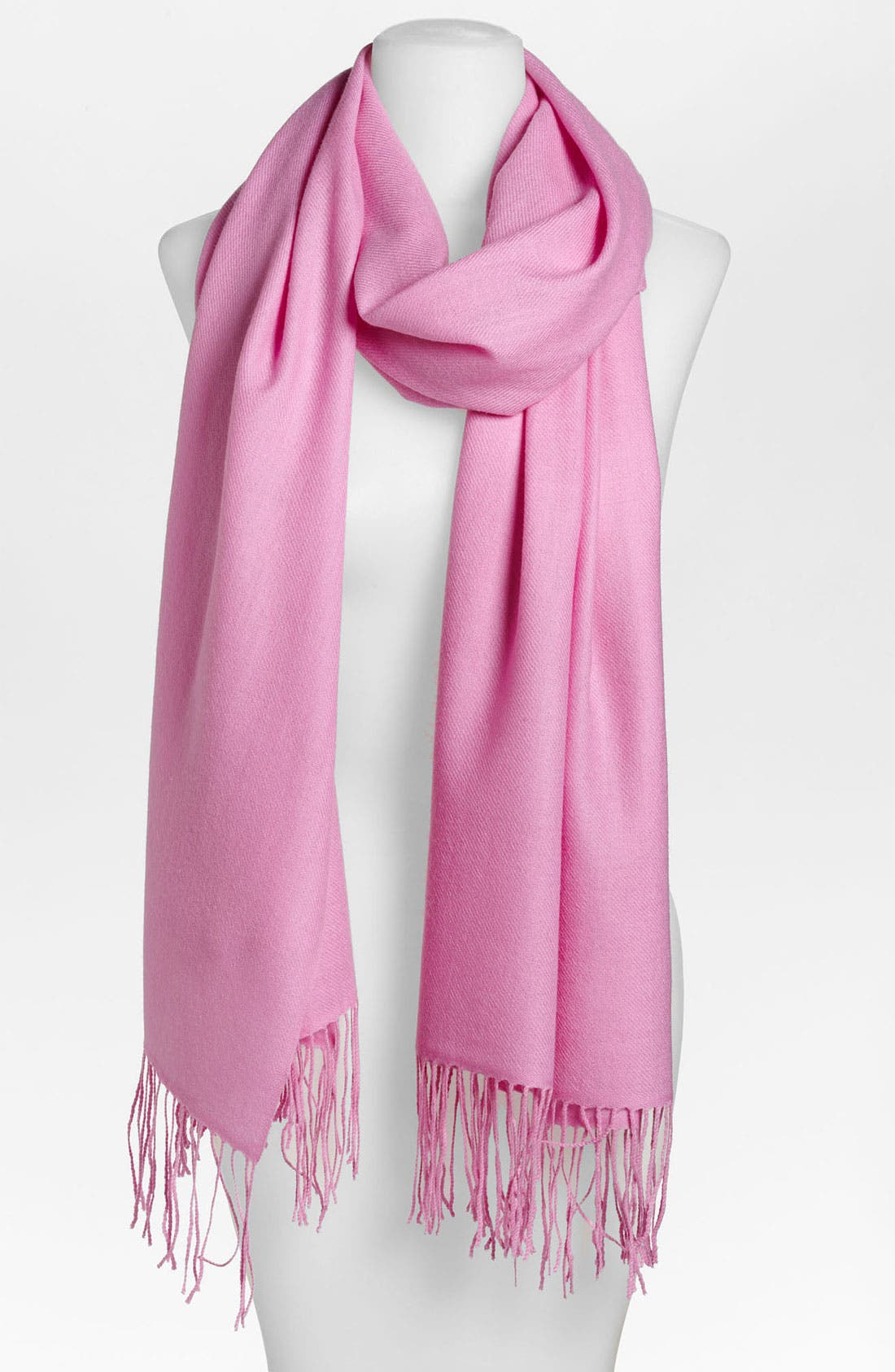 Tissue Weight Wool & Cashmere Wrap,                             Main thumbnail 112, color,