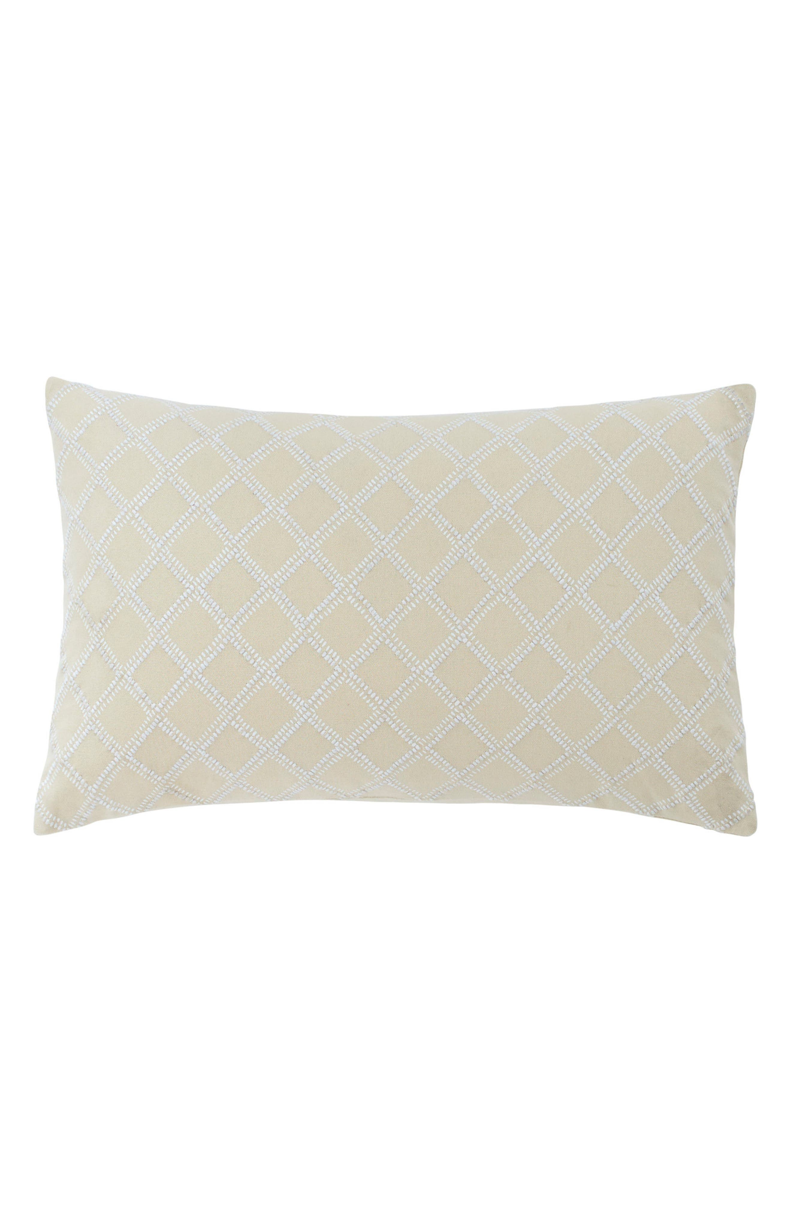 Southern Tie Southern Hospitality Trellis Accent Pillow,                         Main,                         color, 250