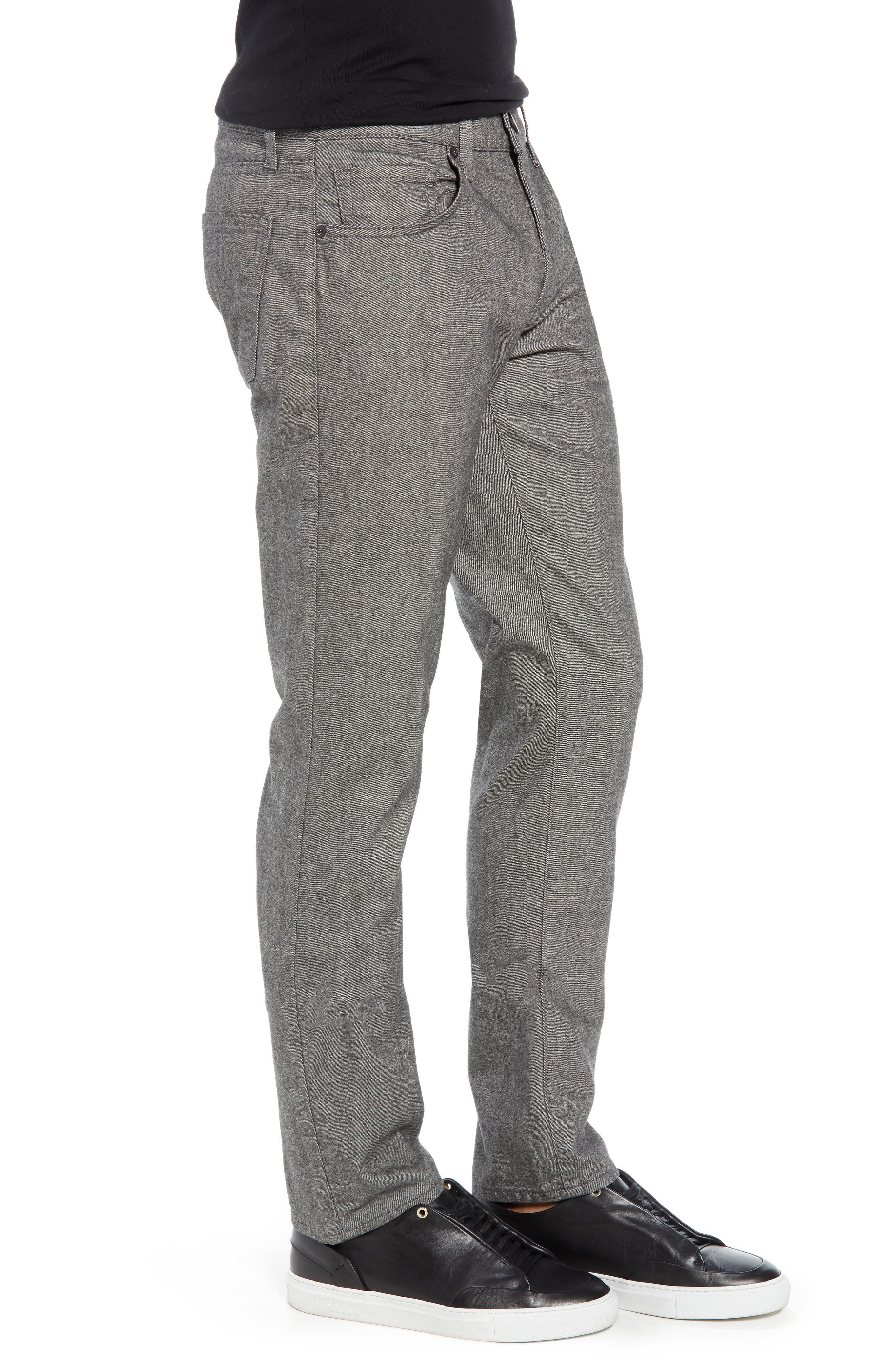 Tyler Slim Fit Jeans,                             Alternate thumbnail 3, color,                             ELECTUS MELANGE