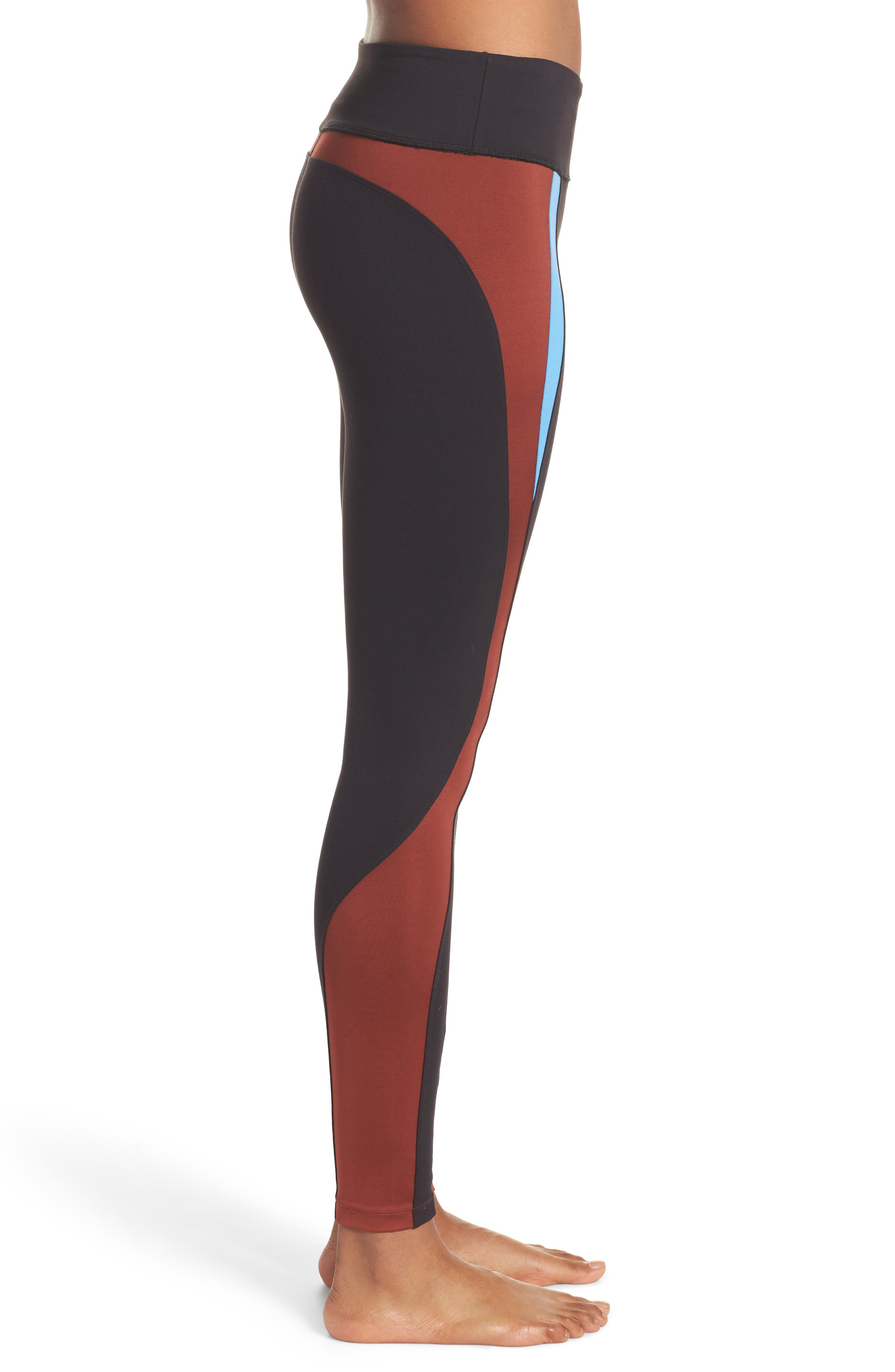 SPLITS59,                             Force Ankle Tights,                             Alternate thumbnail 3, color,                             001