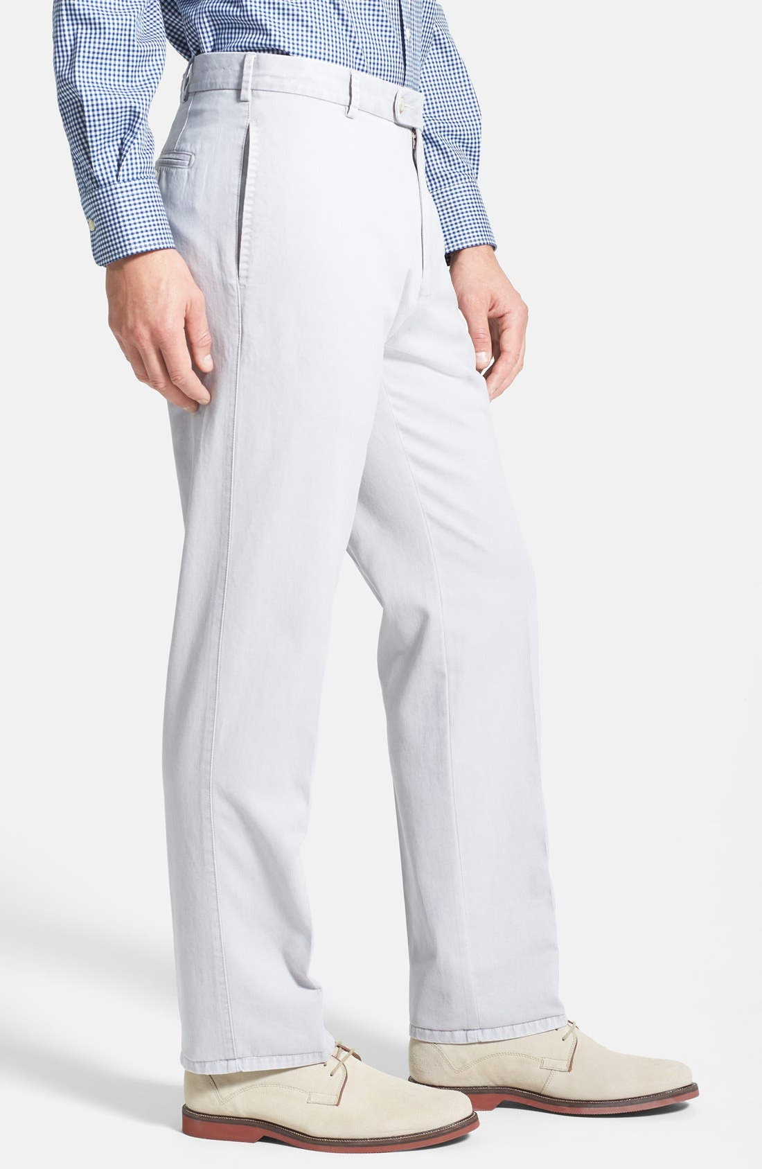 Garment Washed Twill Pants,                             Alternate thumbnail 39, color,