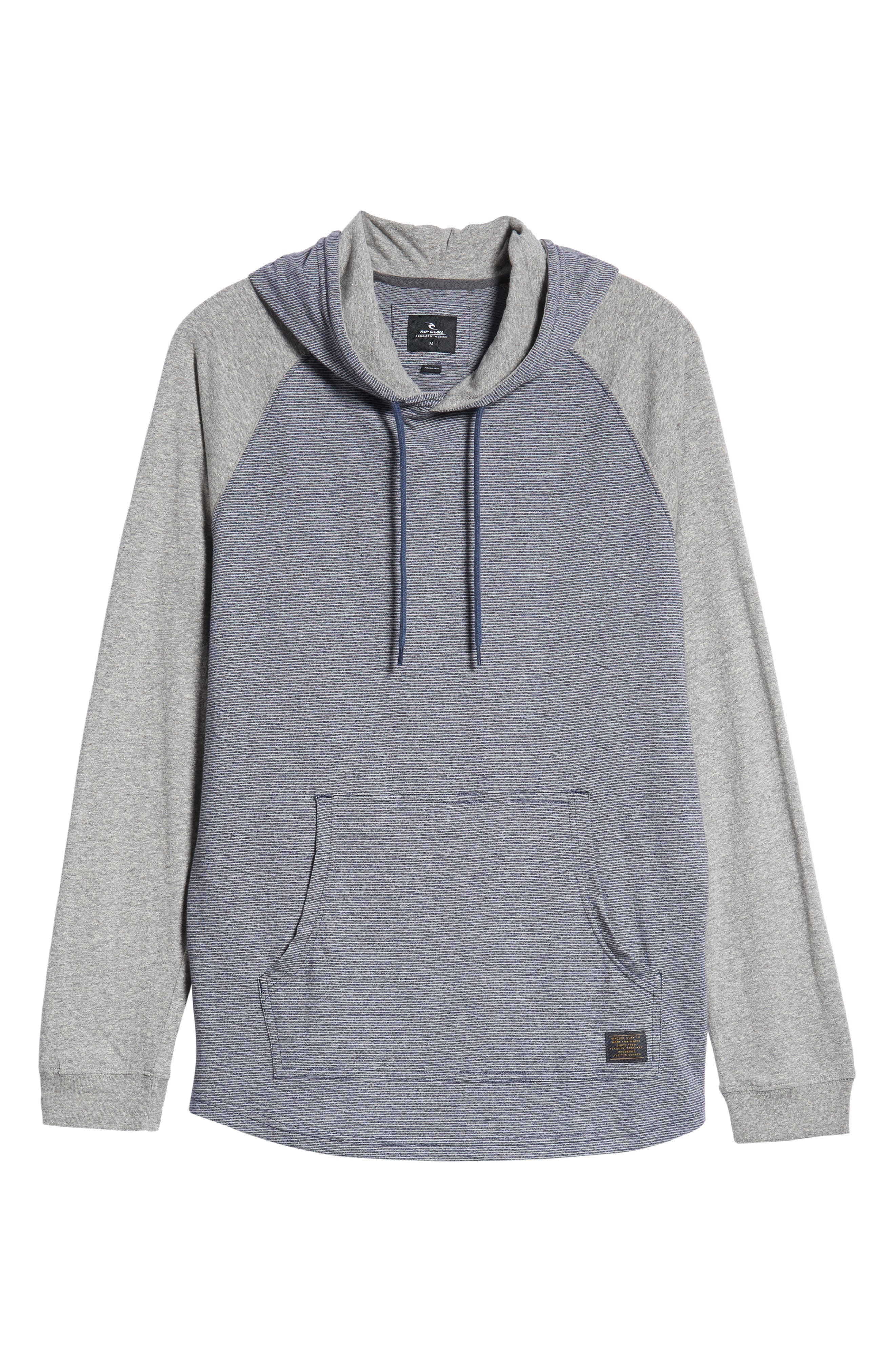All In Hoodie,                             Alternate thumbnail 6, color,                             410
