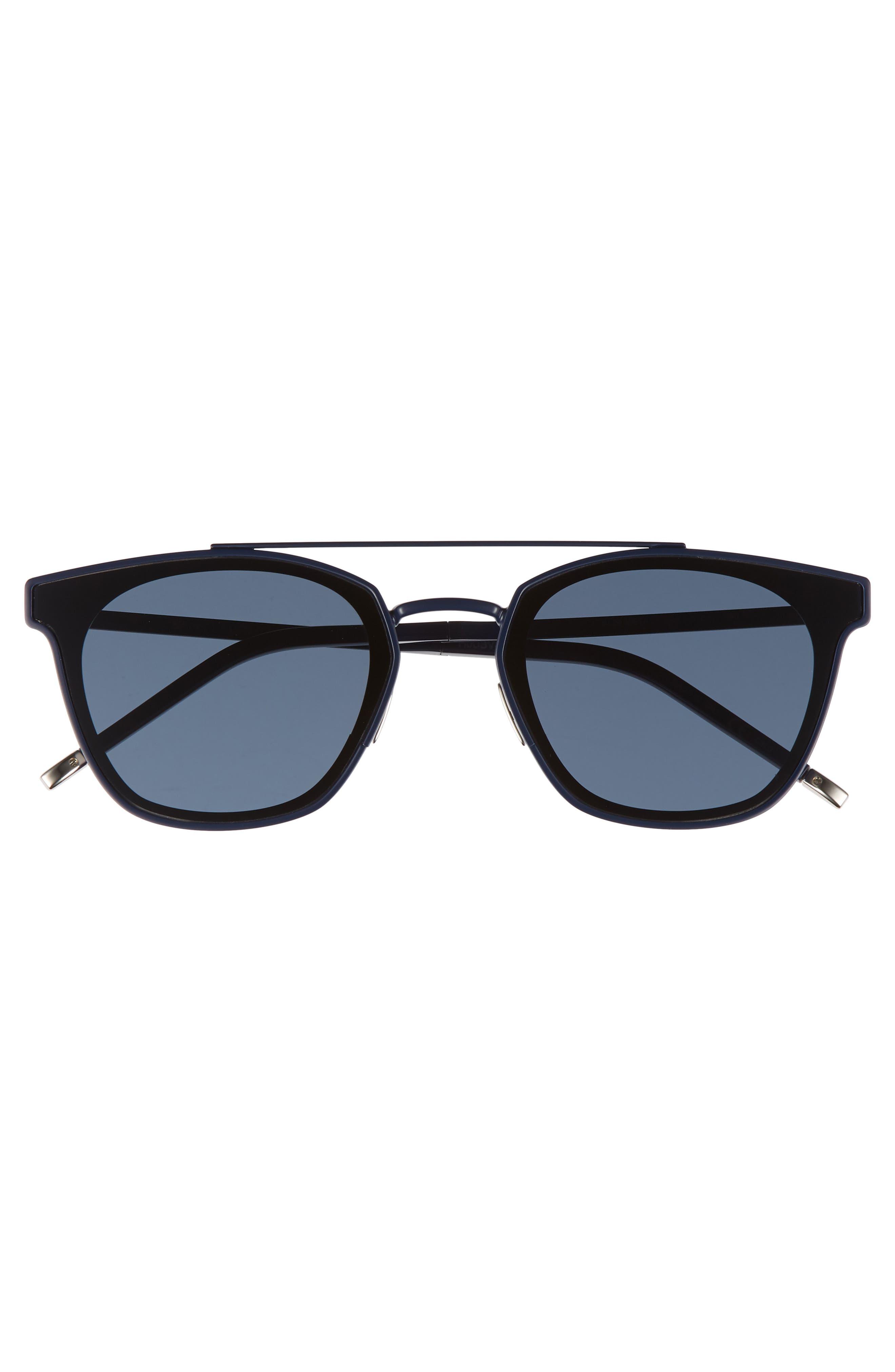 SL 28 61mm Polarized Sunglasses,                             Alternate thumbnail 2, color,                             BLUE