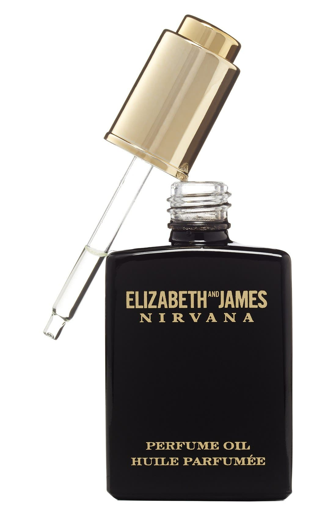 Elizabeth and James 'Nirvana Black' Perfume Oil,                             Alternate thumbnail 2, color,