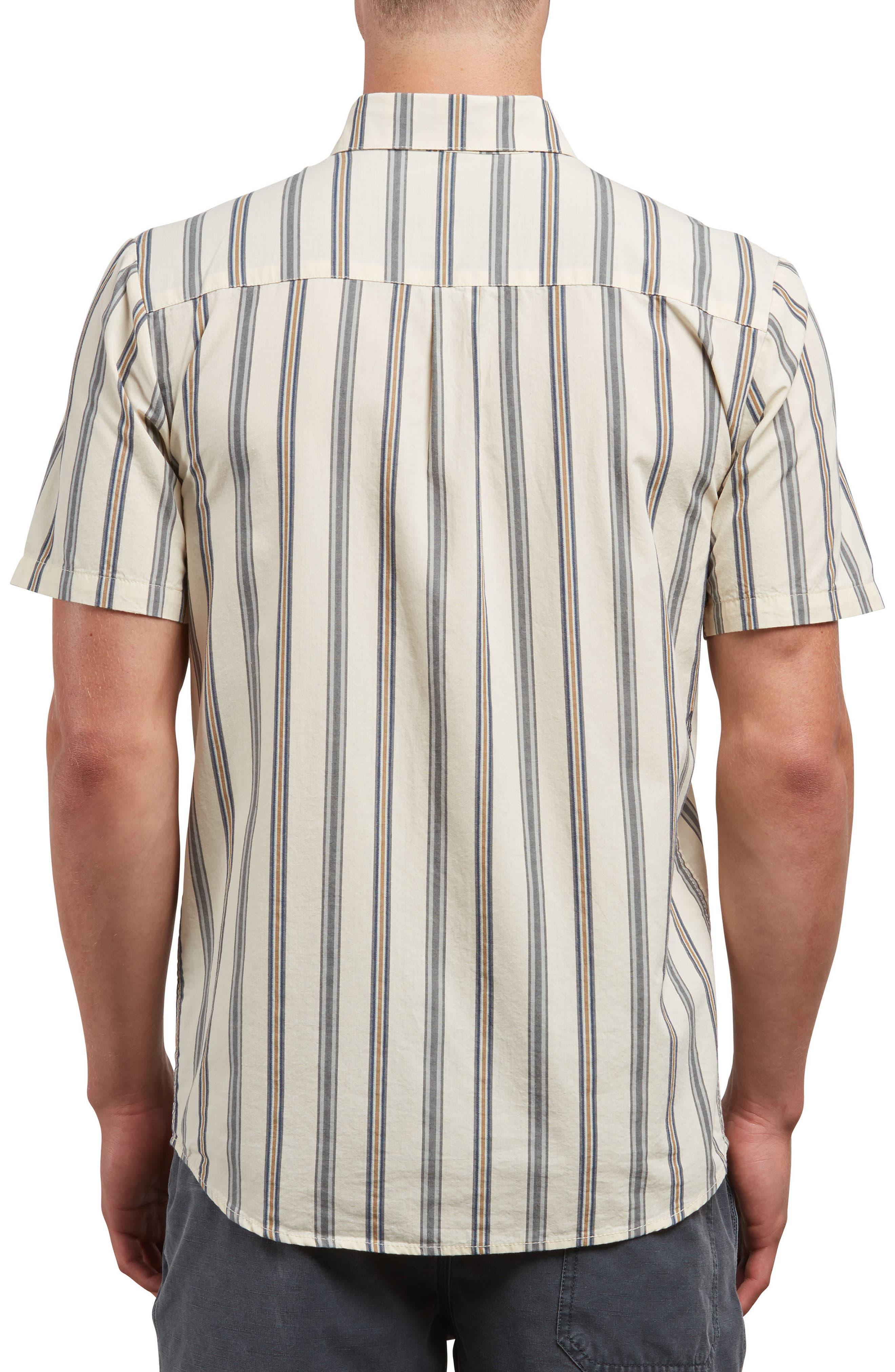 Mix Bag Woven Shirt,                             Alternate thumbnail 2, color,                             WHITE FLASH