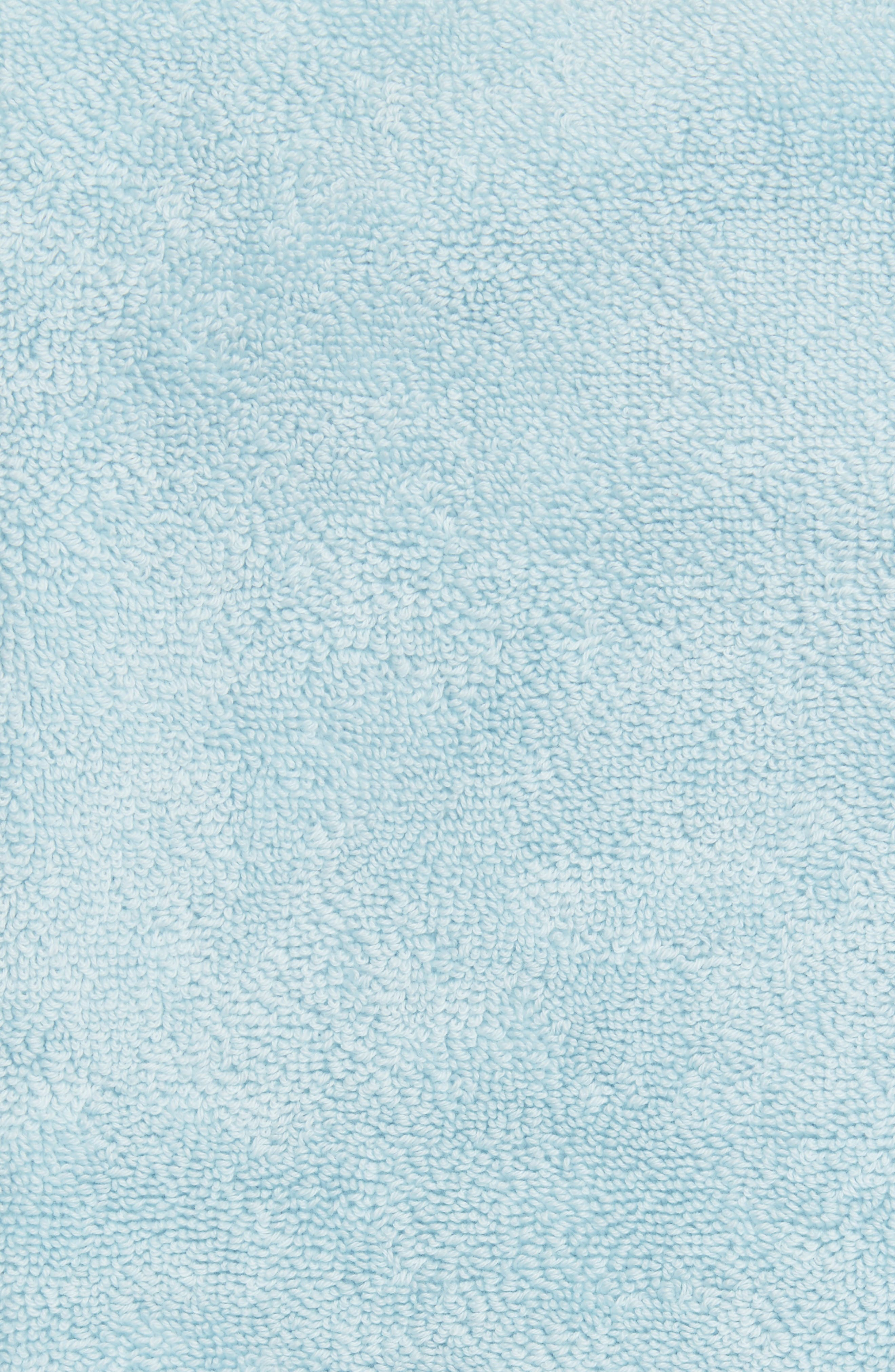 Studio 'Perennial' Combed Turkish Cotton Hand Towel,                             Alternate thumbnail 3, color,                             CHRYSTAL BLUE