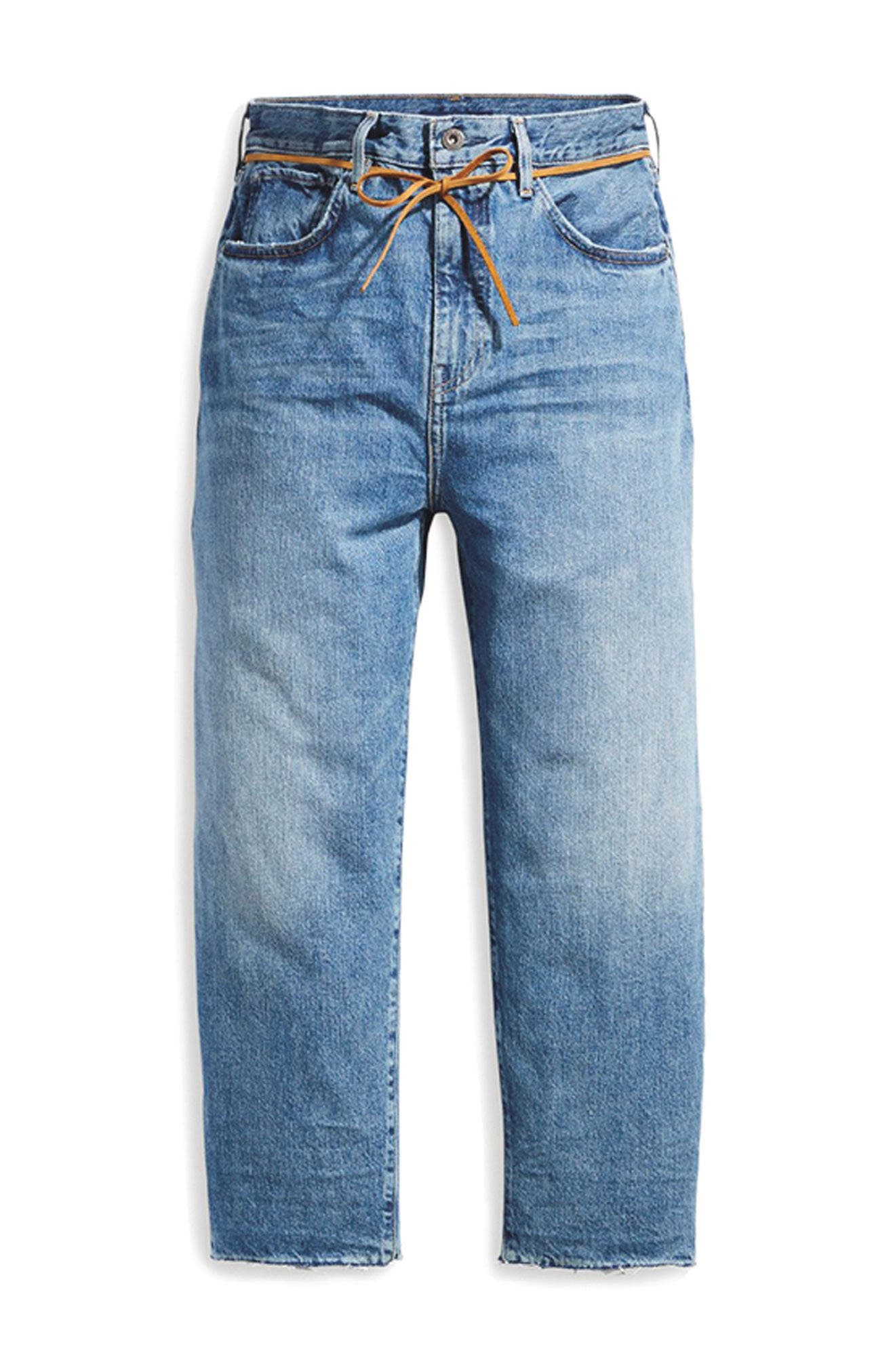 Barrel Jeans,                             Alternate thumbnail 8, color,                             420
