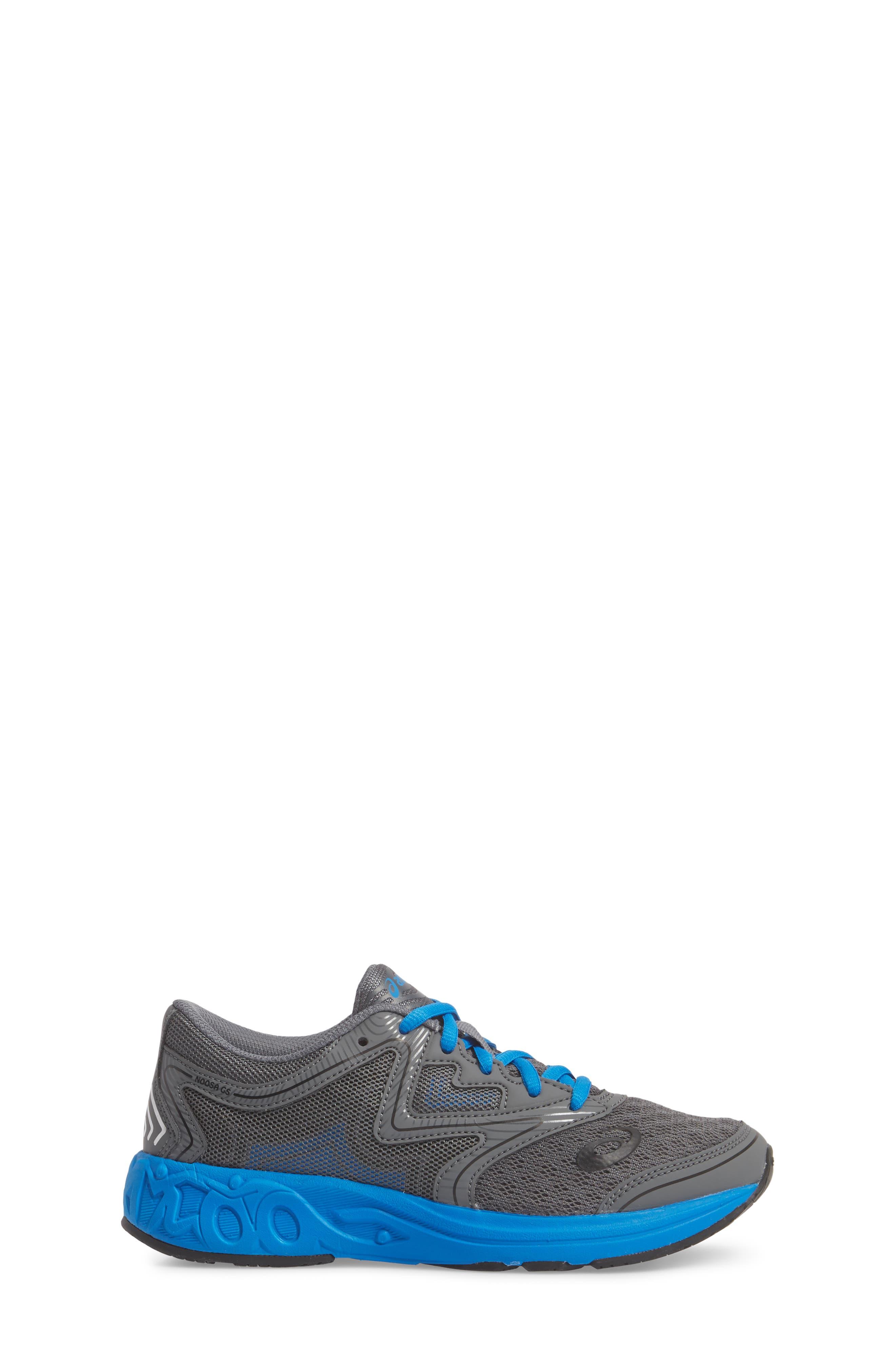 Noosa GS Sneaker,                             Alternate thumbnail 3, color,                             CARBON/ DIRECTOIRE BLUE/ BLACK