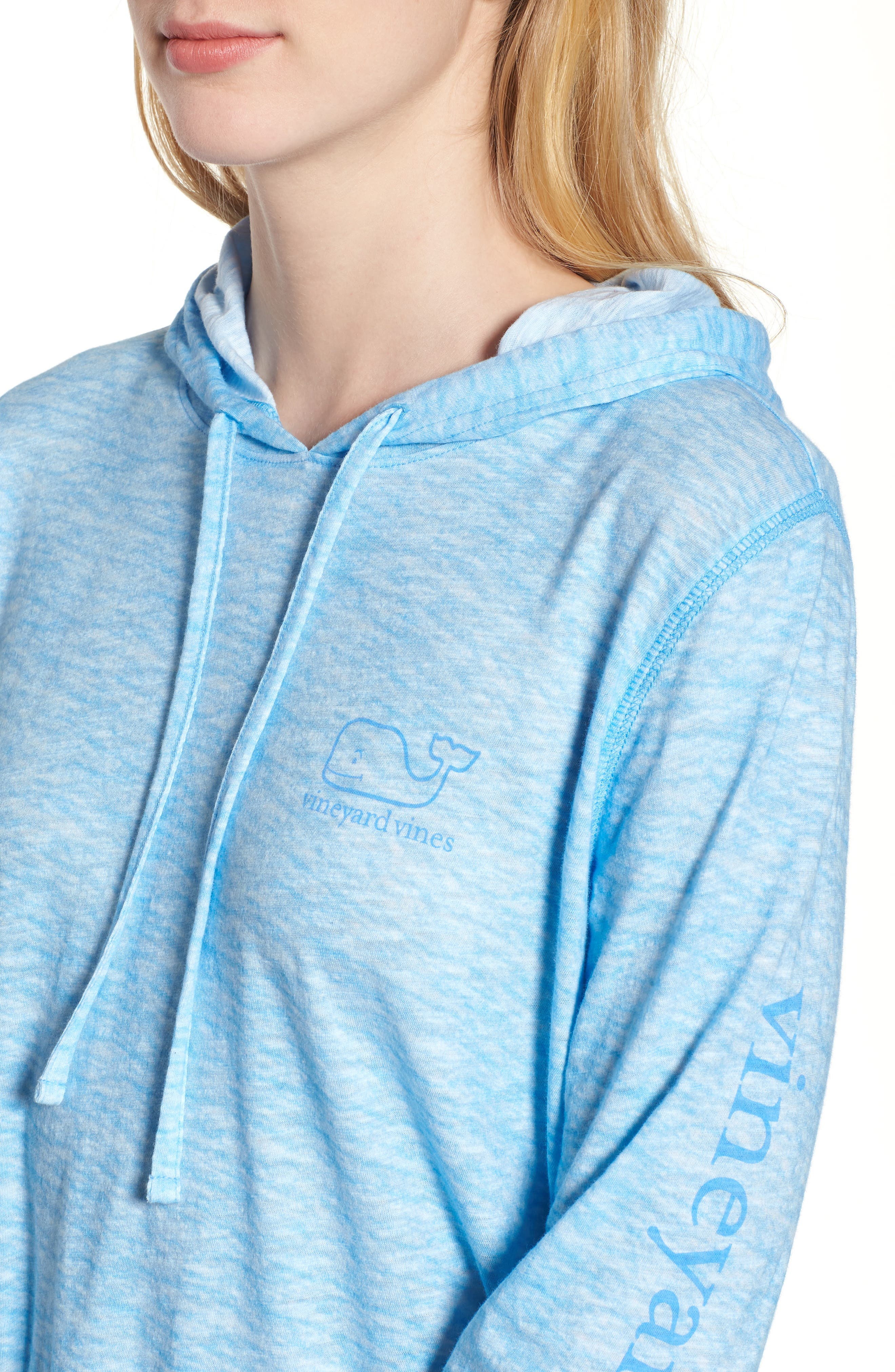 VINEYARD VINES,                             Whale Hoodie,                             Alternate thumbnail 4, color,                             474