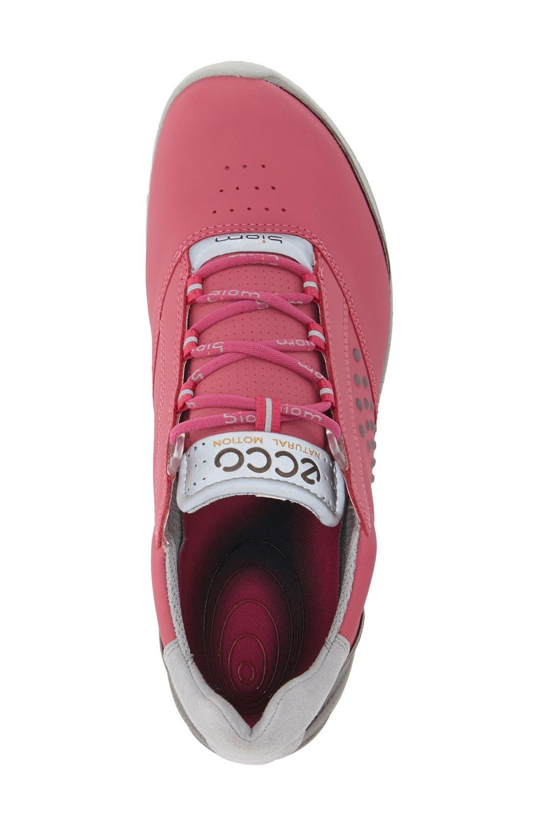 'BIOM' Hydromax<sup>®</sup> Waterproof Golf Shoe,                             Alternate thumbnail 24, color,