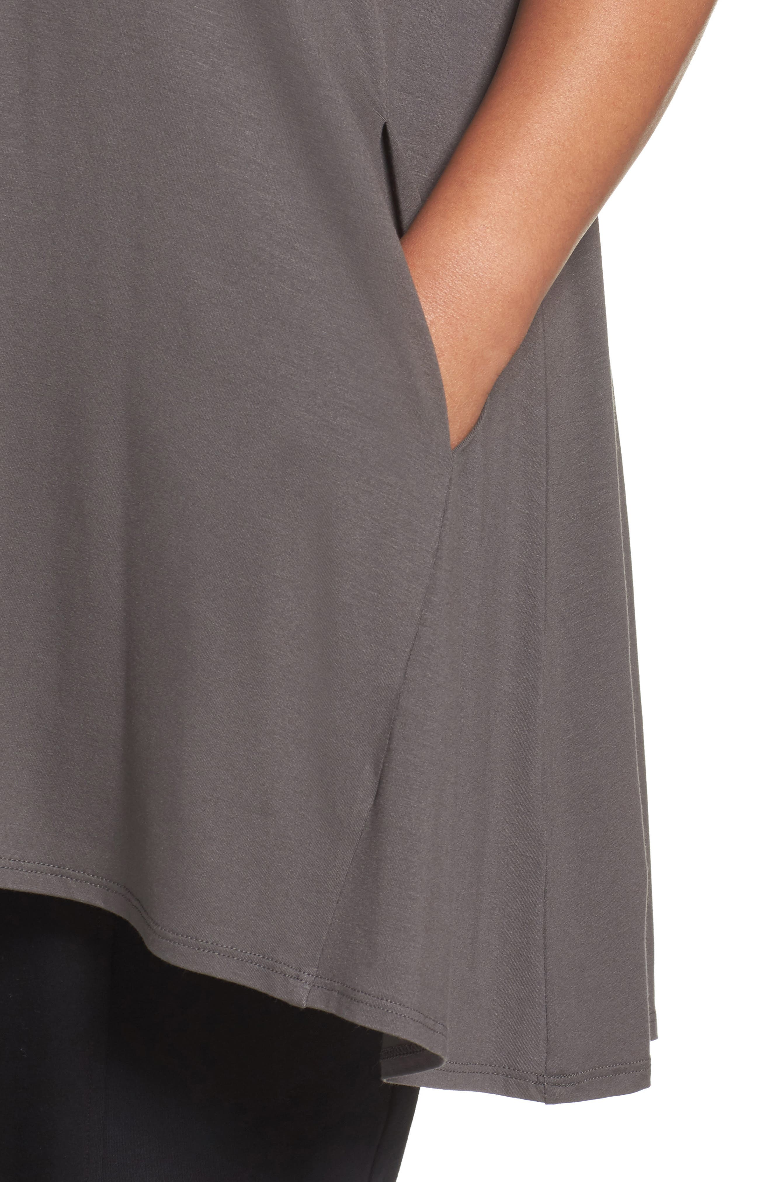 Jersey Tunic,                             Alternate thumbnail 14, color,