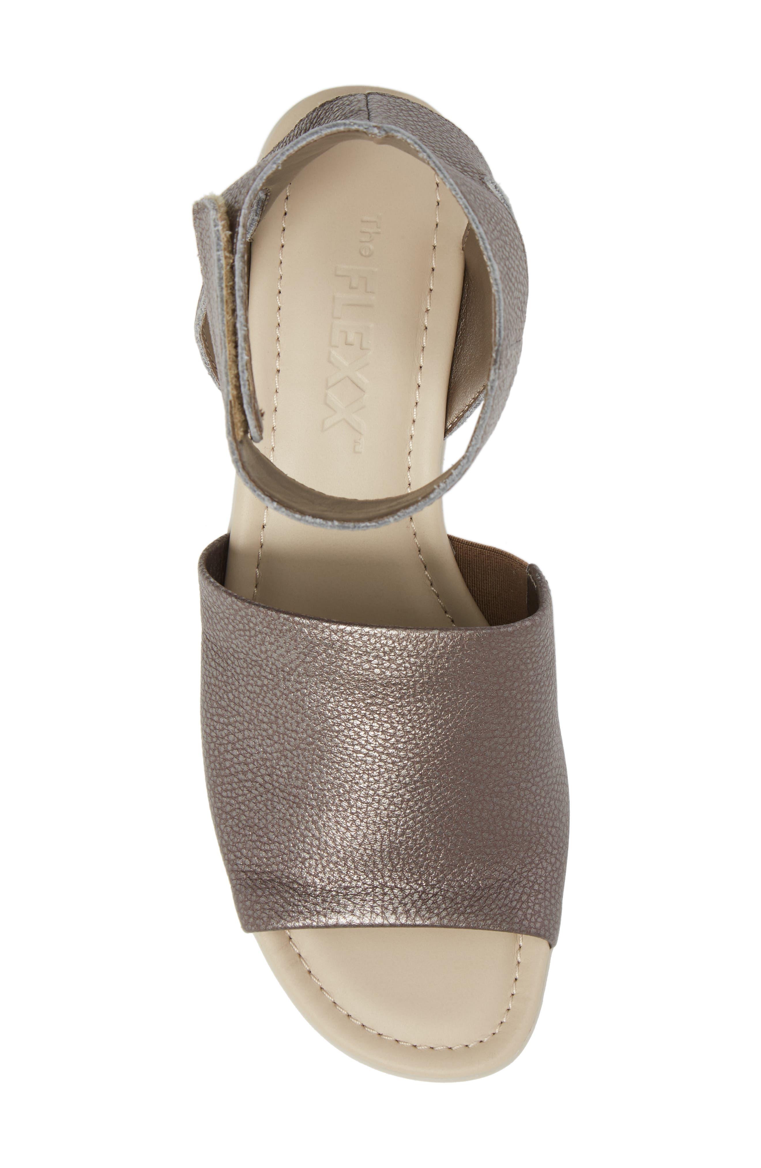 'Beglad' Leather Ankle Strap Sandal,                             Alternate thumbnail 66, color,