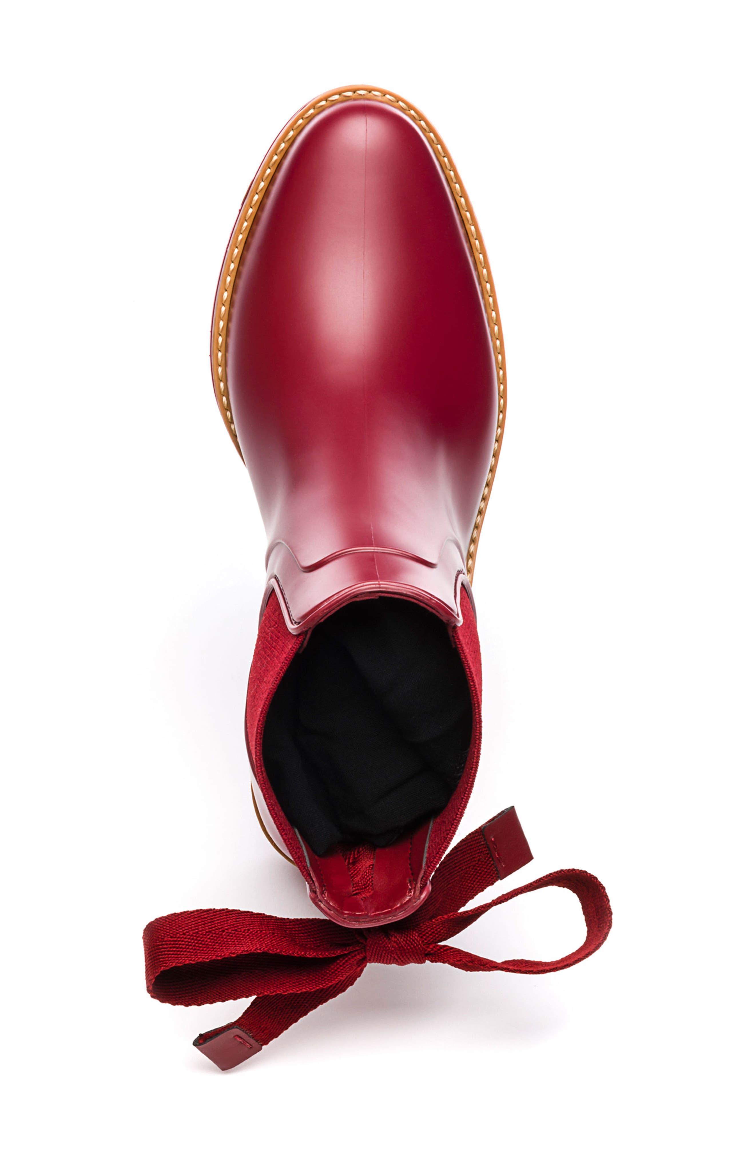 Paxton Rain Boot,                             Alternate thumbnail 5, color,                             930