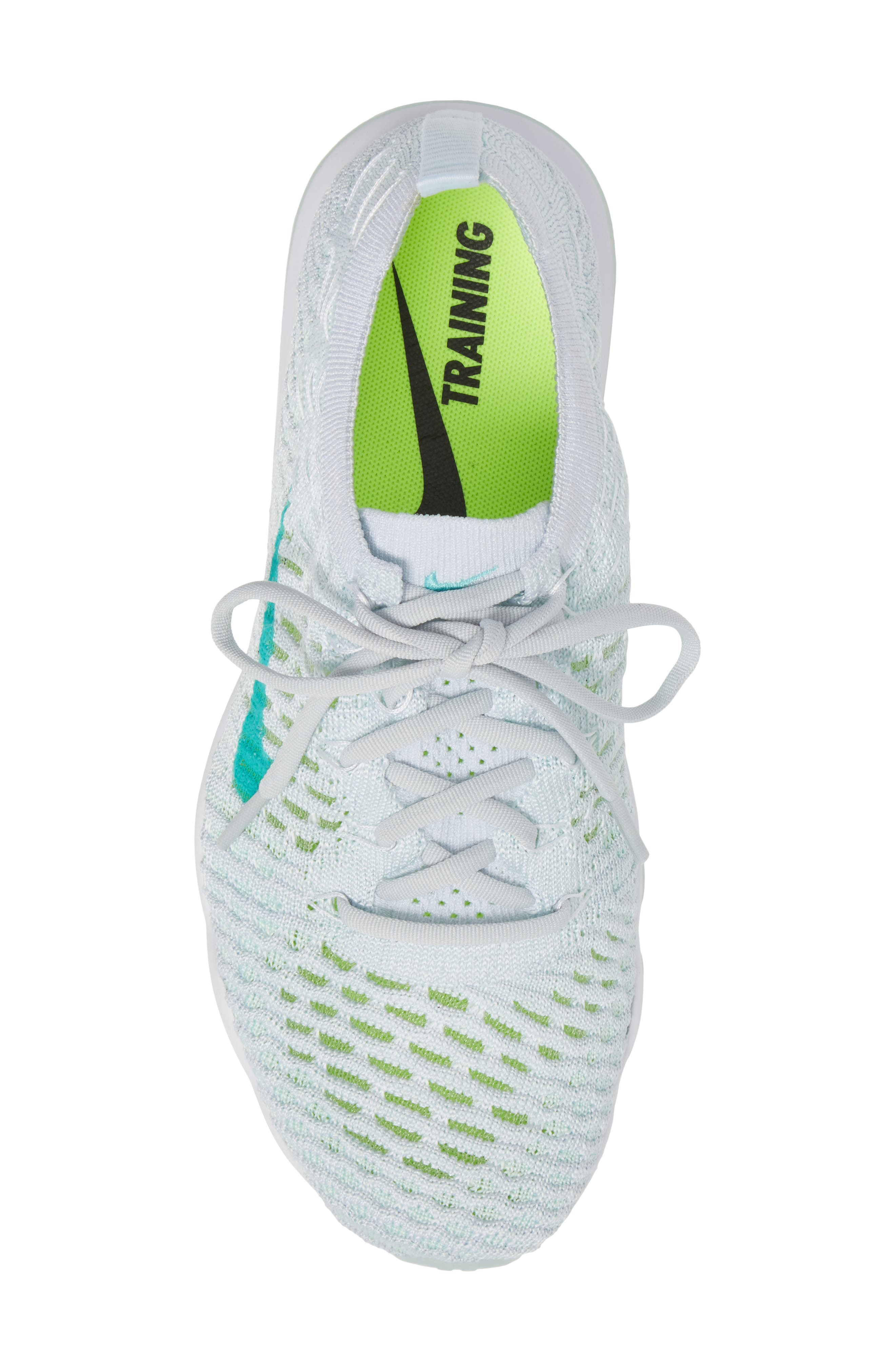 Air Zoom Fearless Flyknit Training Shoe,                             Alternate thumbnail 48, color,
