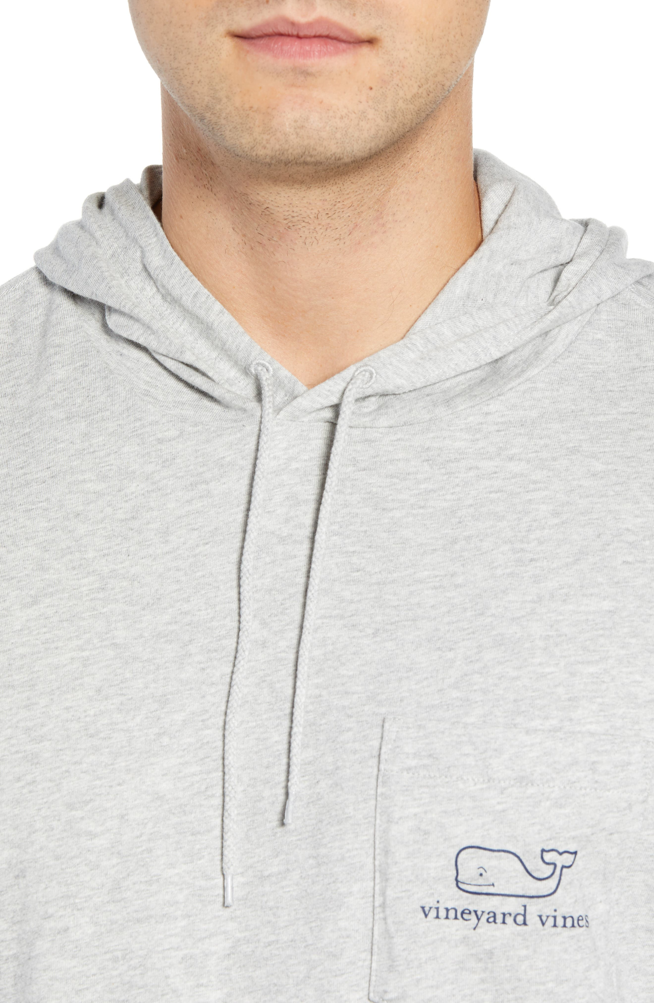 Pocket Pullover Hoodie,                             Alternate thumbnail 4, color,                             039