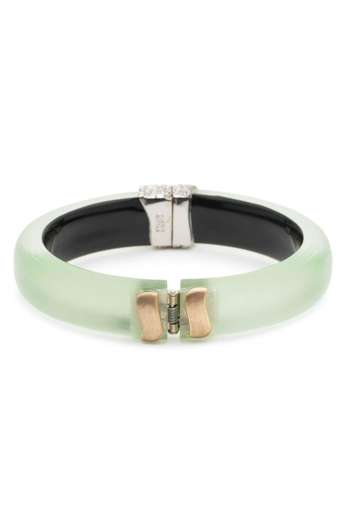 Crystal Encrusted Roxbury Bracelet,                             Alternate thumbnail 4, color,