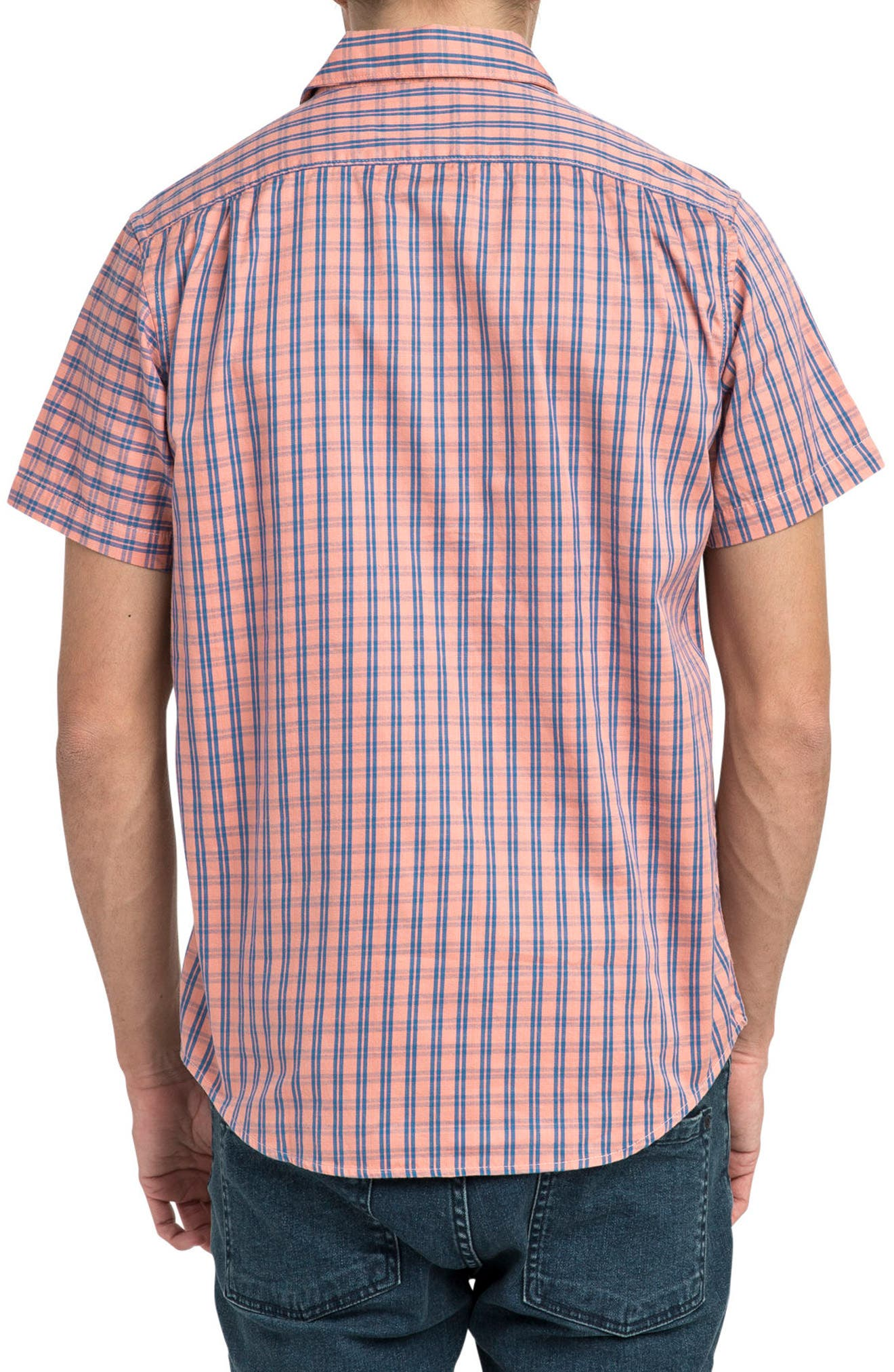 Delivery Woven Shirt,                             Alternate thumbnail 2, color,                             200