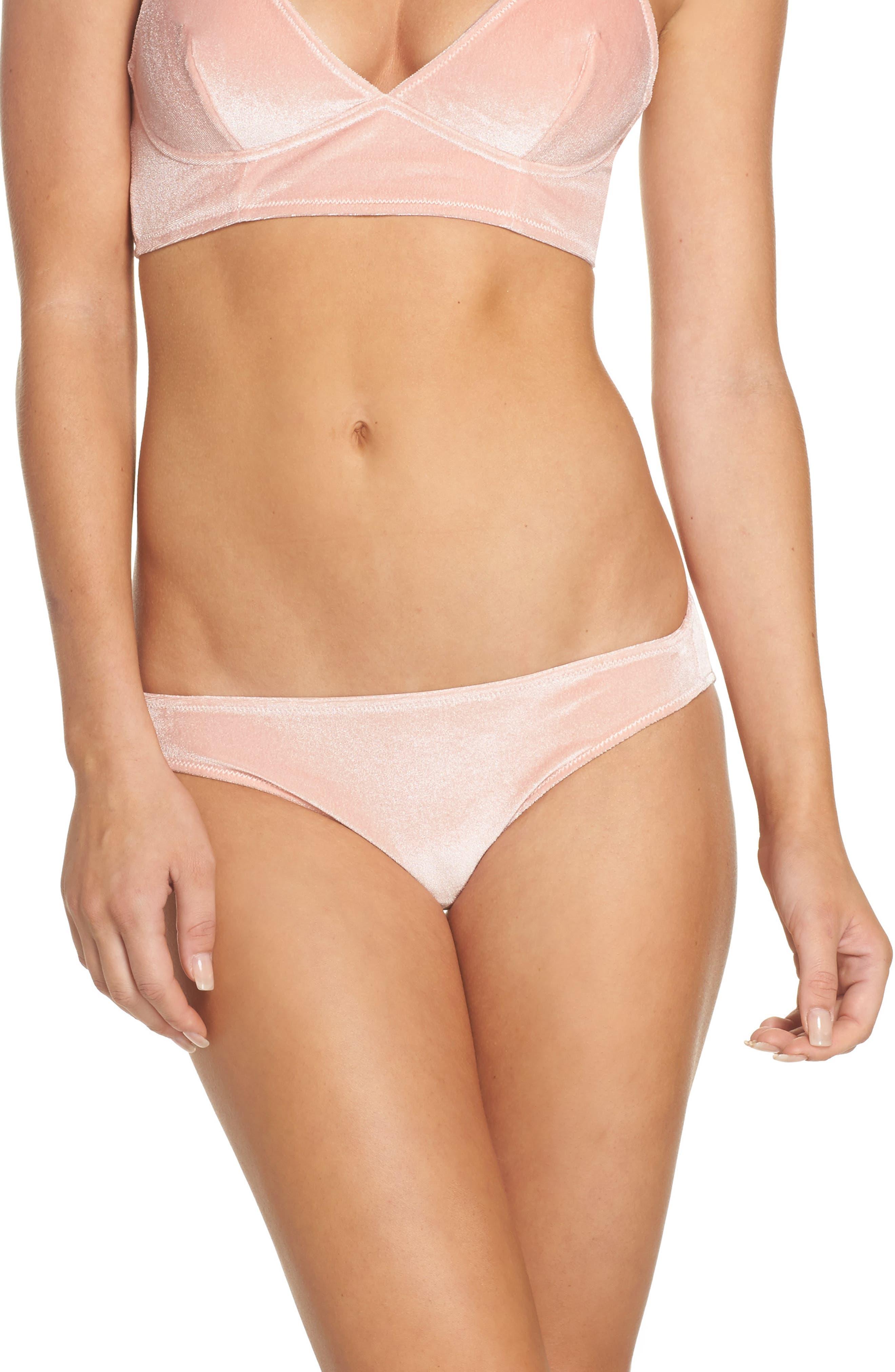 Velvet Bikini,                             Main thumbnail 4, color,
