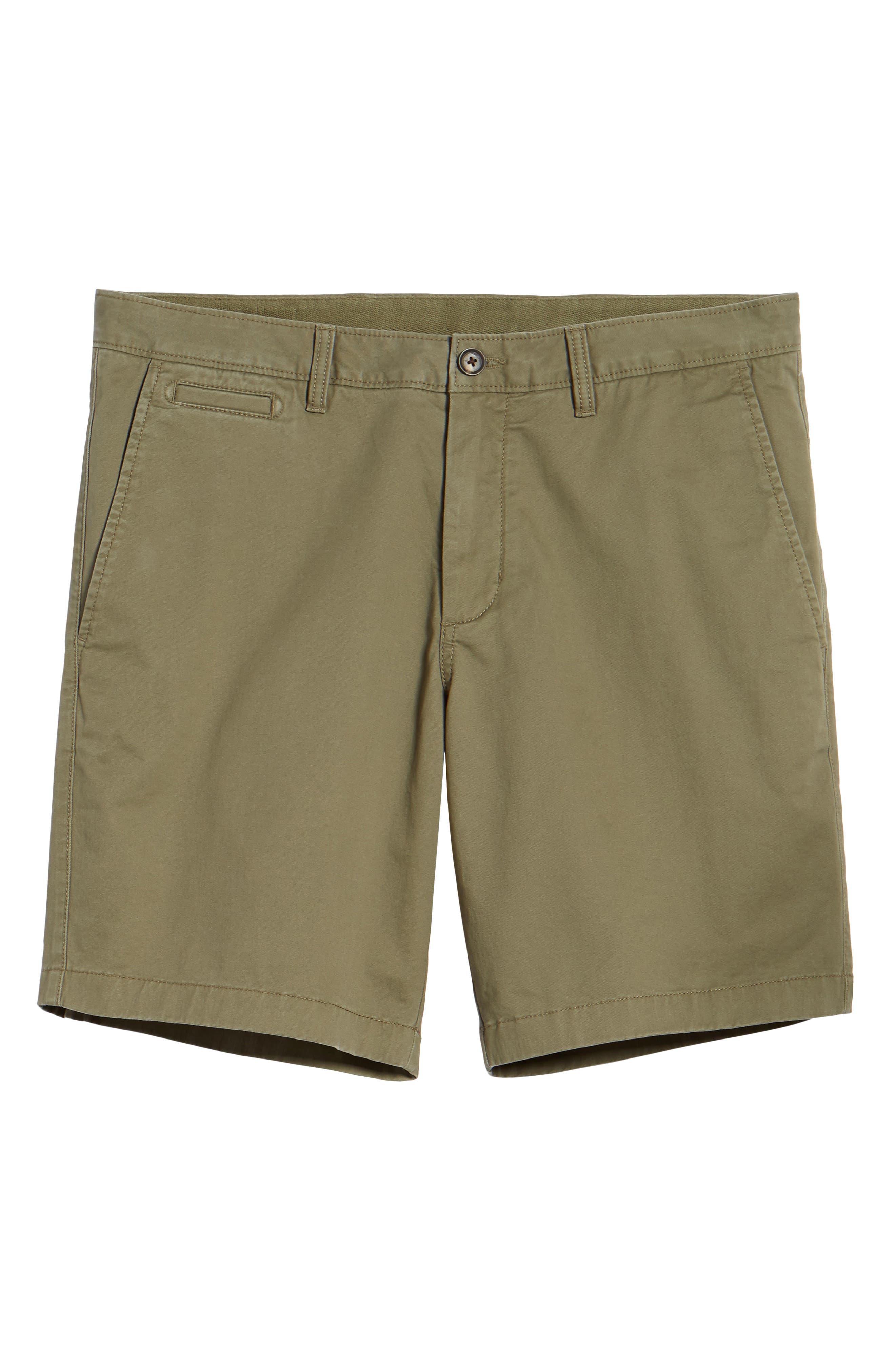 Ballard Slim Fit Stretch Chino 9-Inch Shorts,                             Alternate thumbnail 65, color,