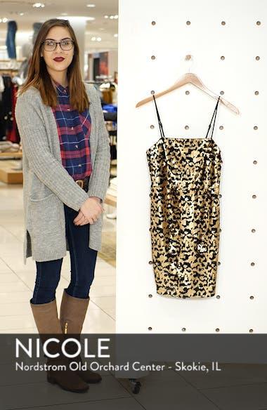 Leopard Sequin Dress, sales video thumbnail