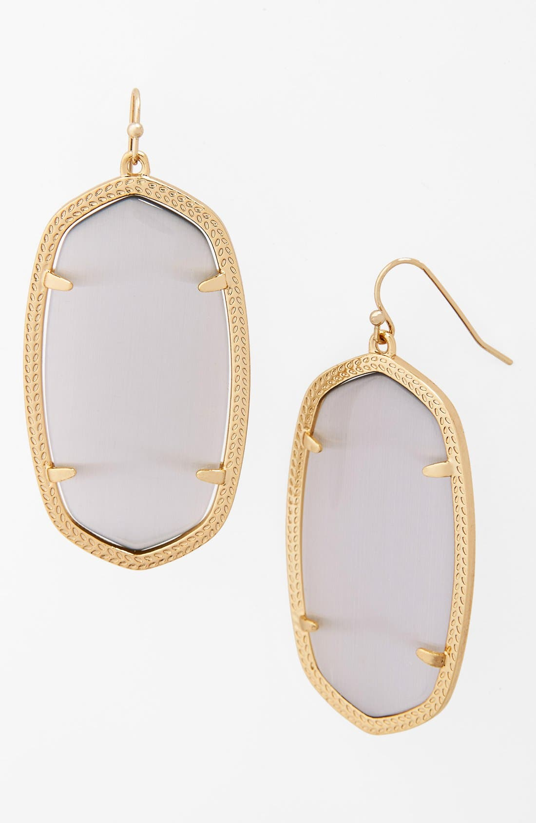 Danielle - Large Oval Statement Earrings,                             Main thumbnail 35, color,