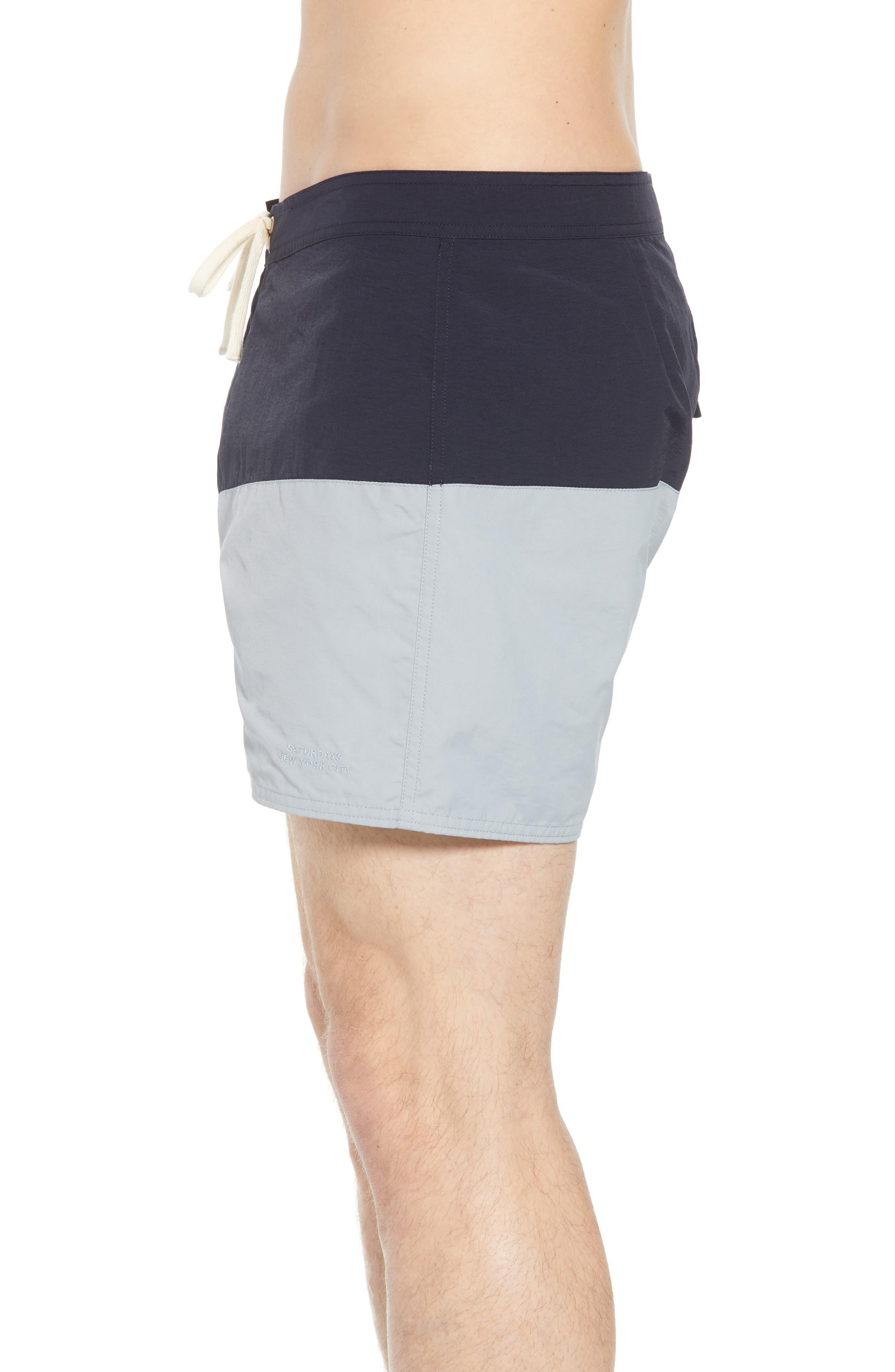 Ennis Board Shorts,                             Alternate thumbnail 3, color,                             408