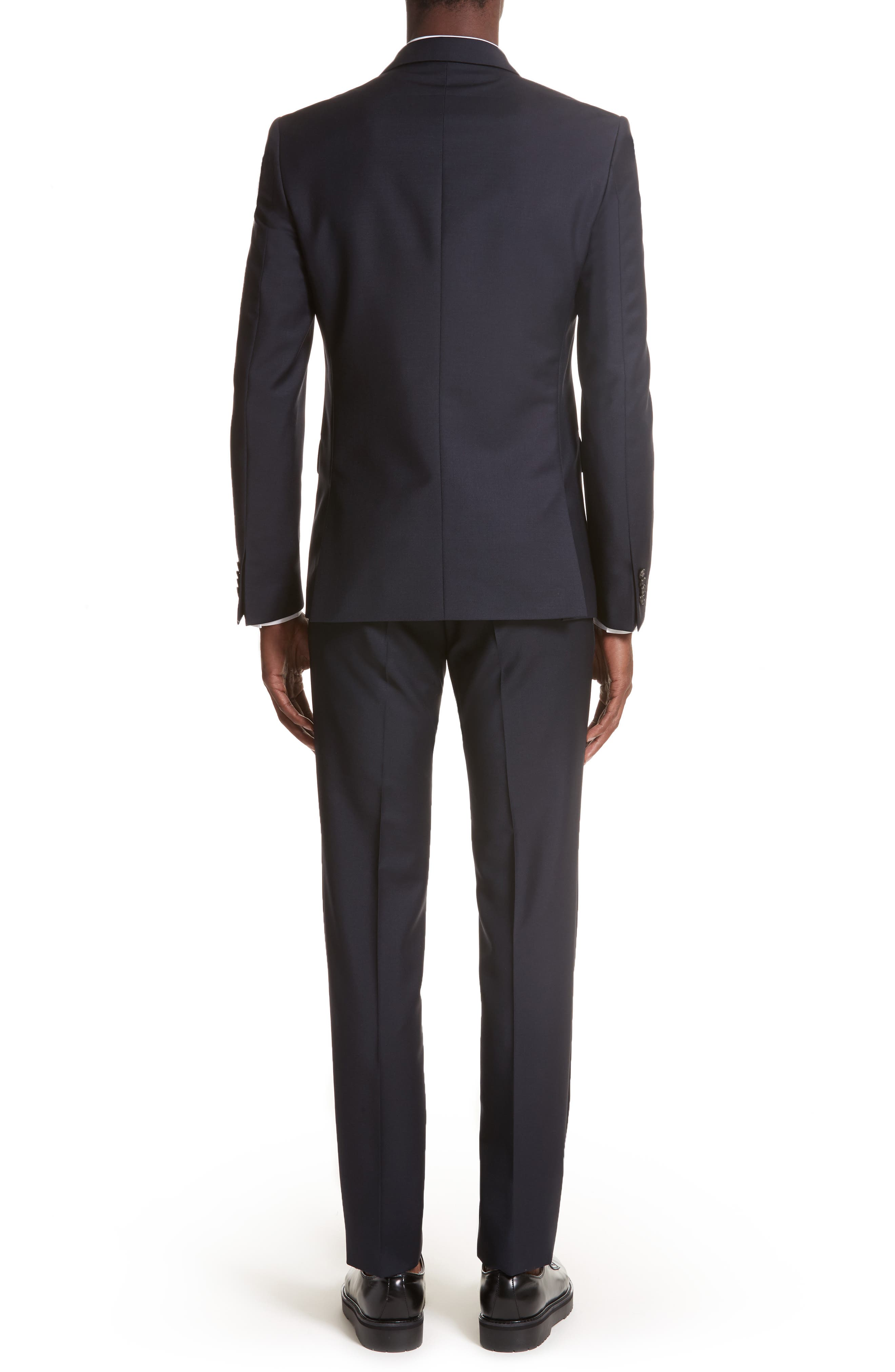 Wool & Mohair Suit,                             Alternate thumbnail 2, color,                             403