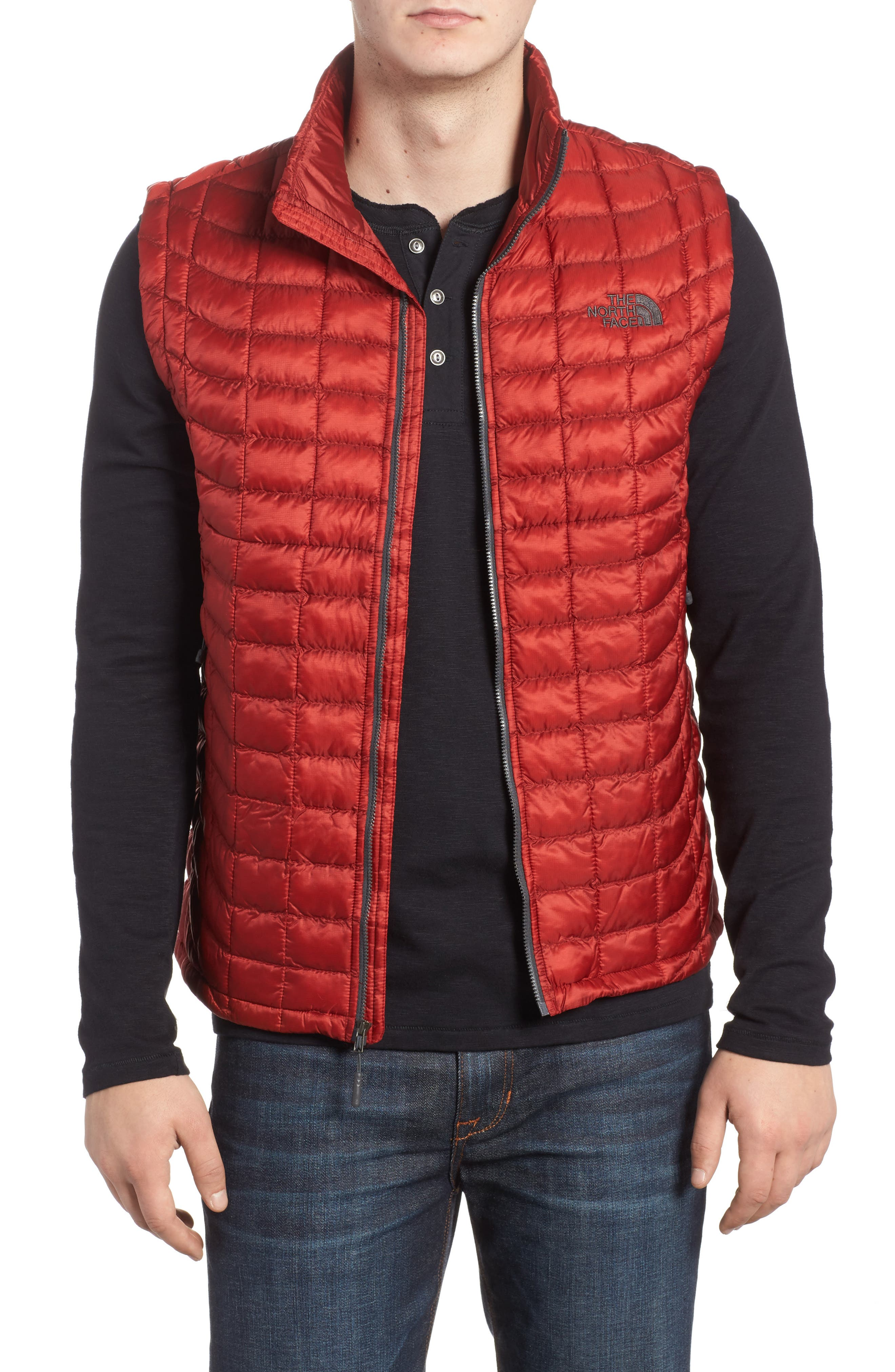 'ThermoBall<sup>™</sup>' Packable PrimaLoft<sup>®</sup> Vest,                             Main thumbnail 7, color,