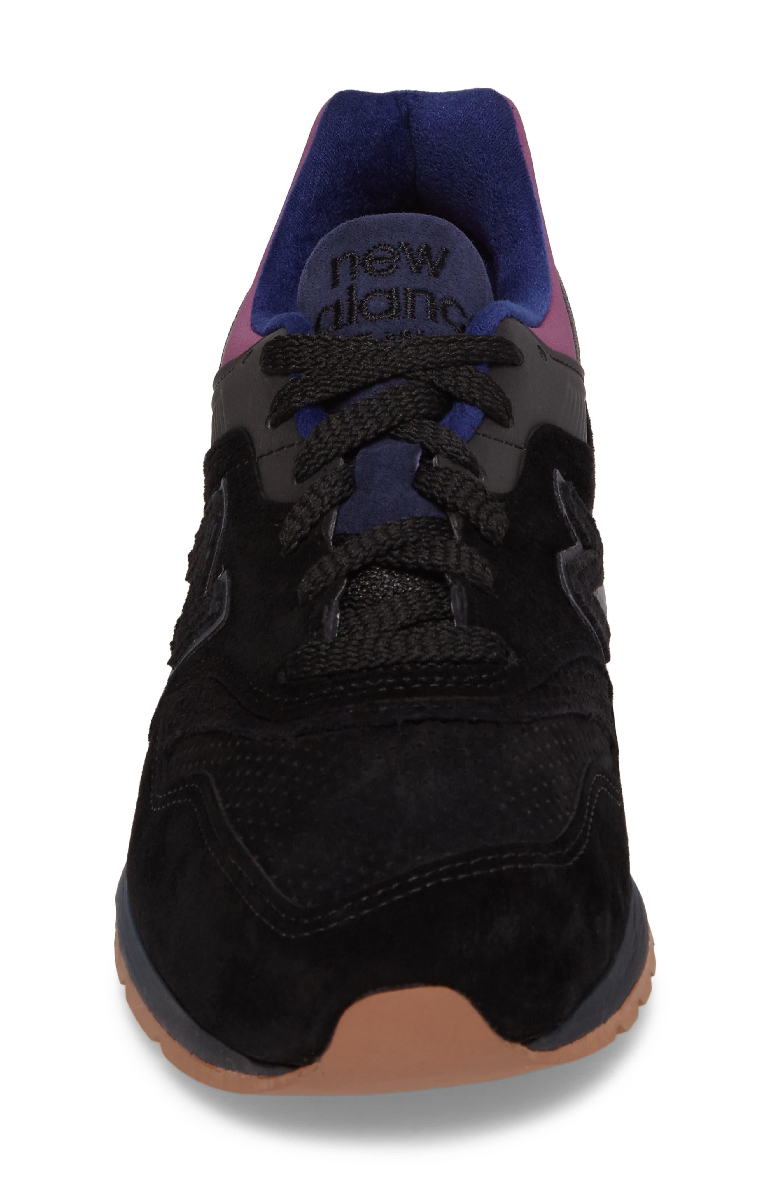 997 Sneaker,                             Alternate thumbnail 4, color,                             001