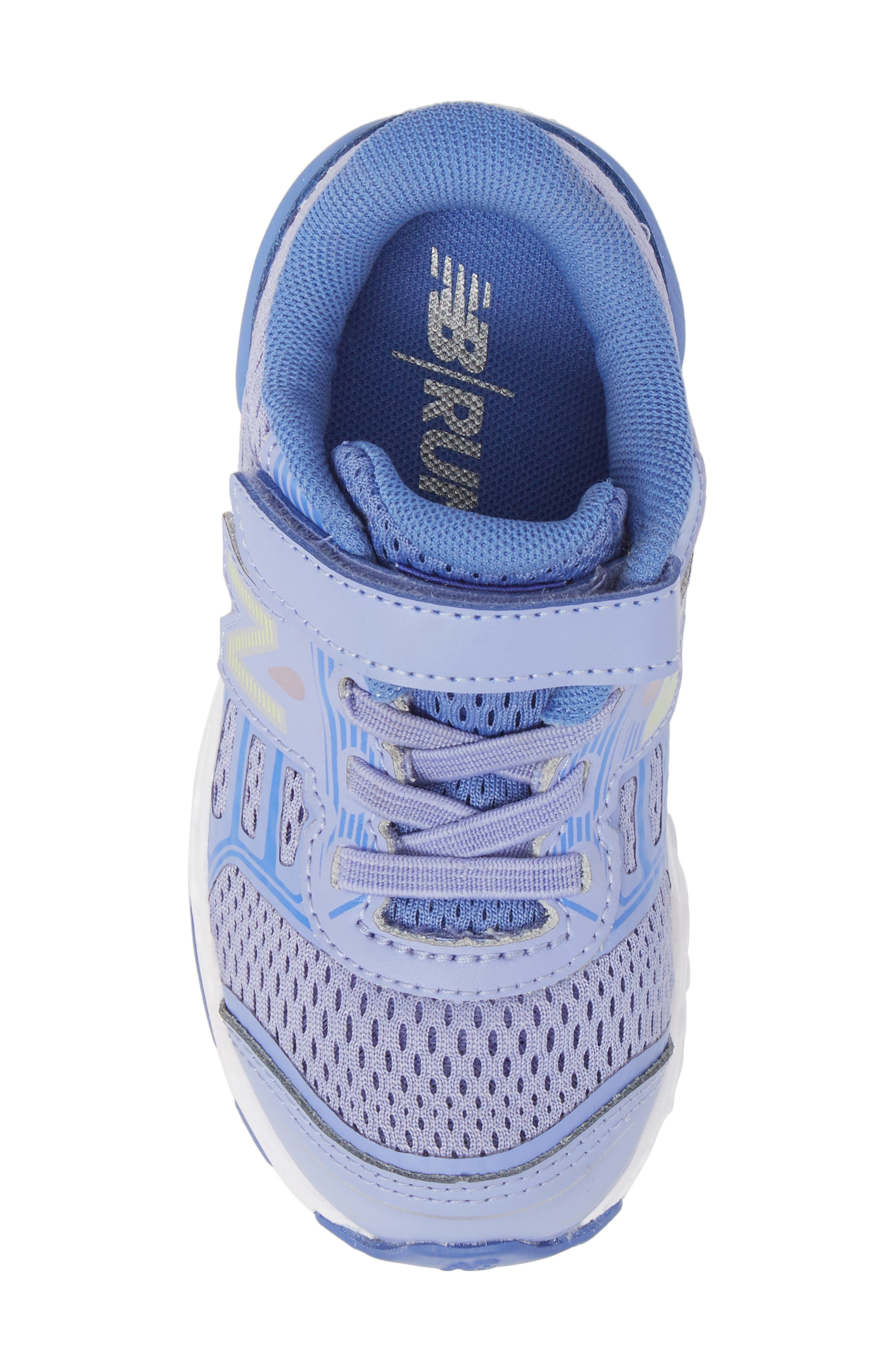680v5 Sneaker,                             Alternate thumbnail 5, color,                             ICE VIOLET