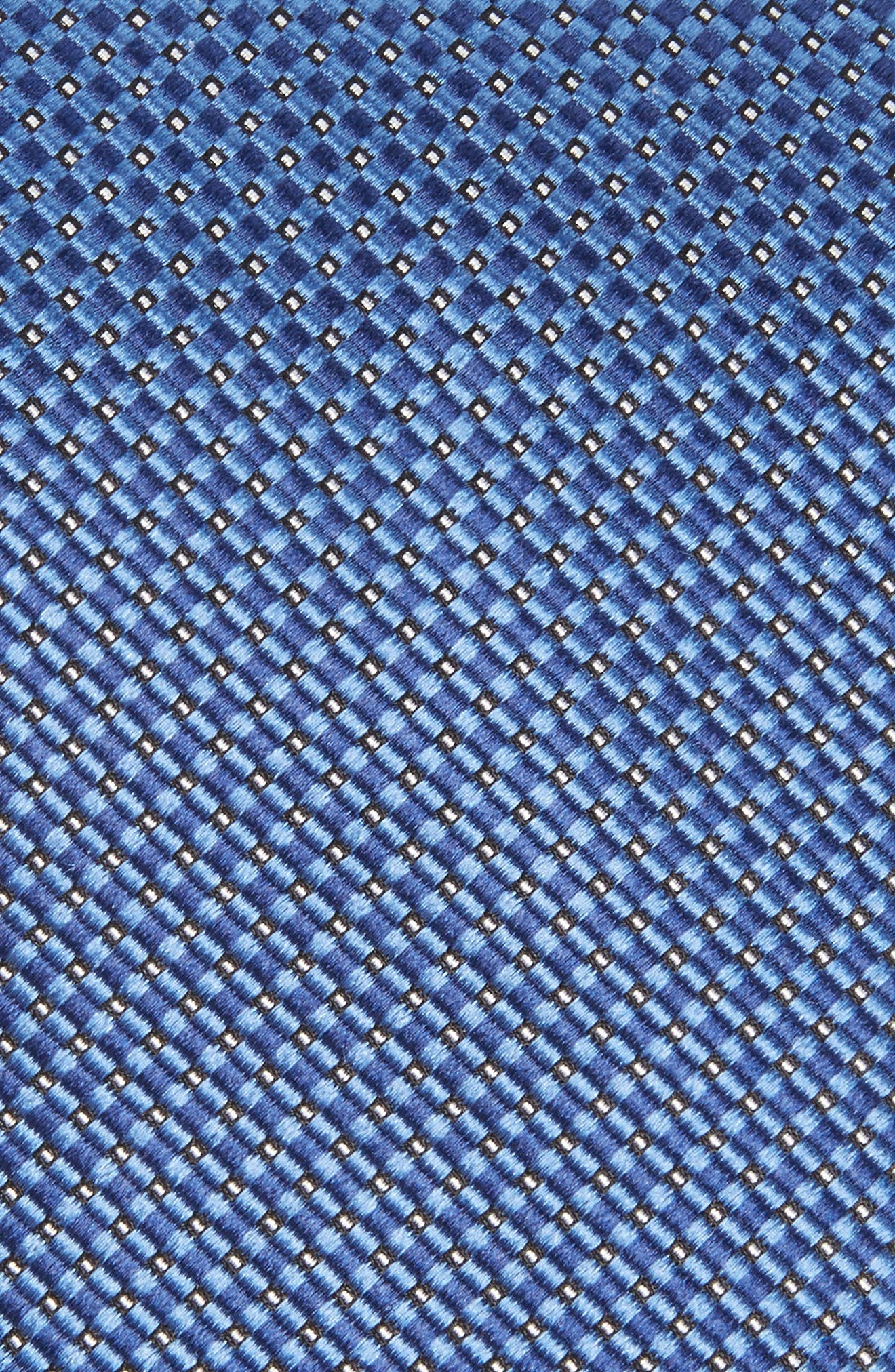 Microgrid Silk Tie,                             Alternate thumbnail 11, color,