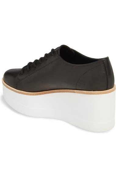 6cc52e5f2ef Steve Madden Kimber Wedge Platform Sneaker (Women)