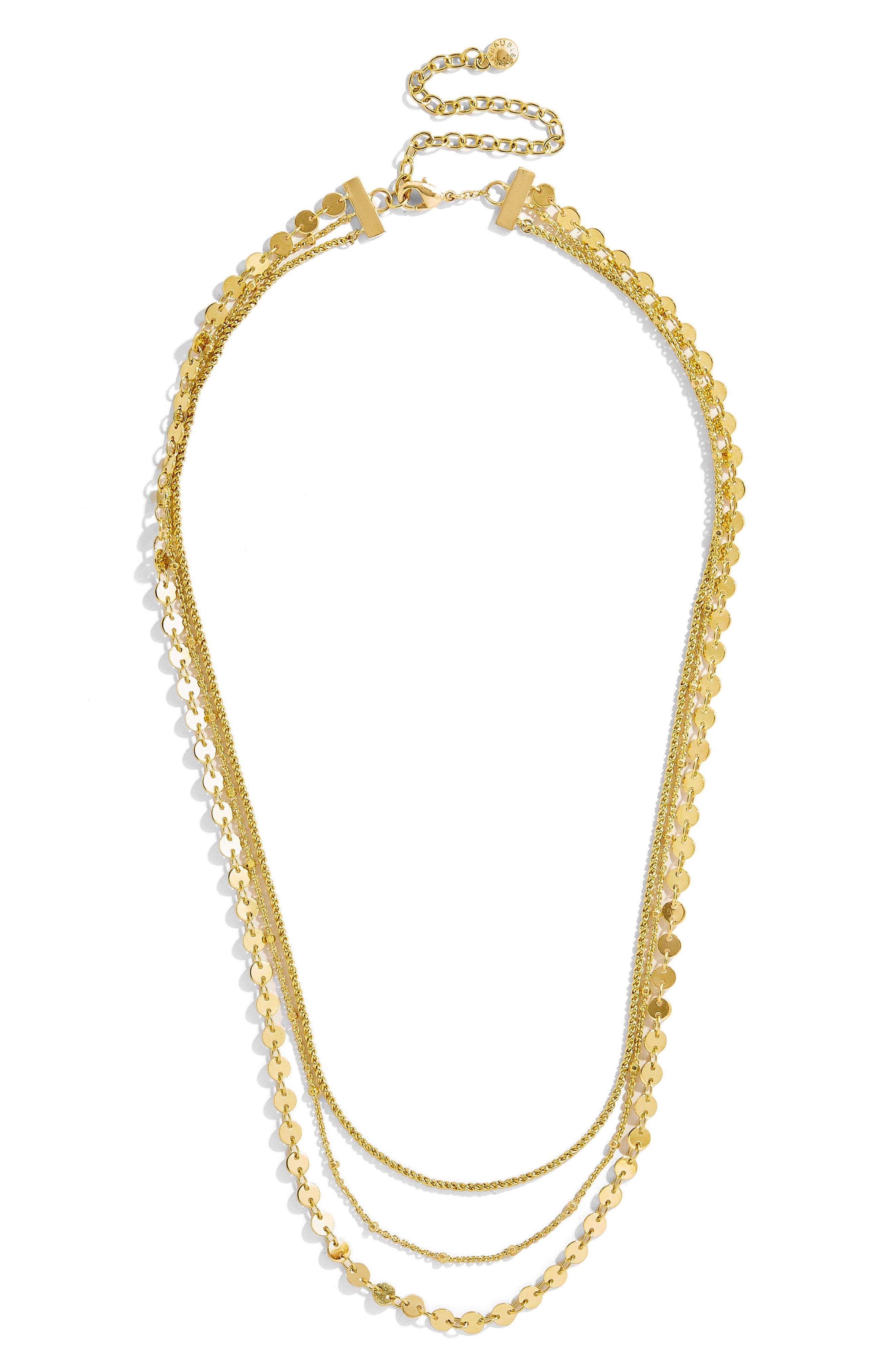 Ariana Multistrand Necklace,                         Main,                         color, 710