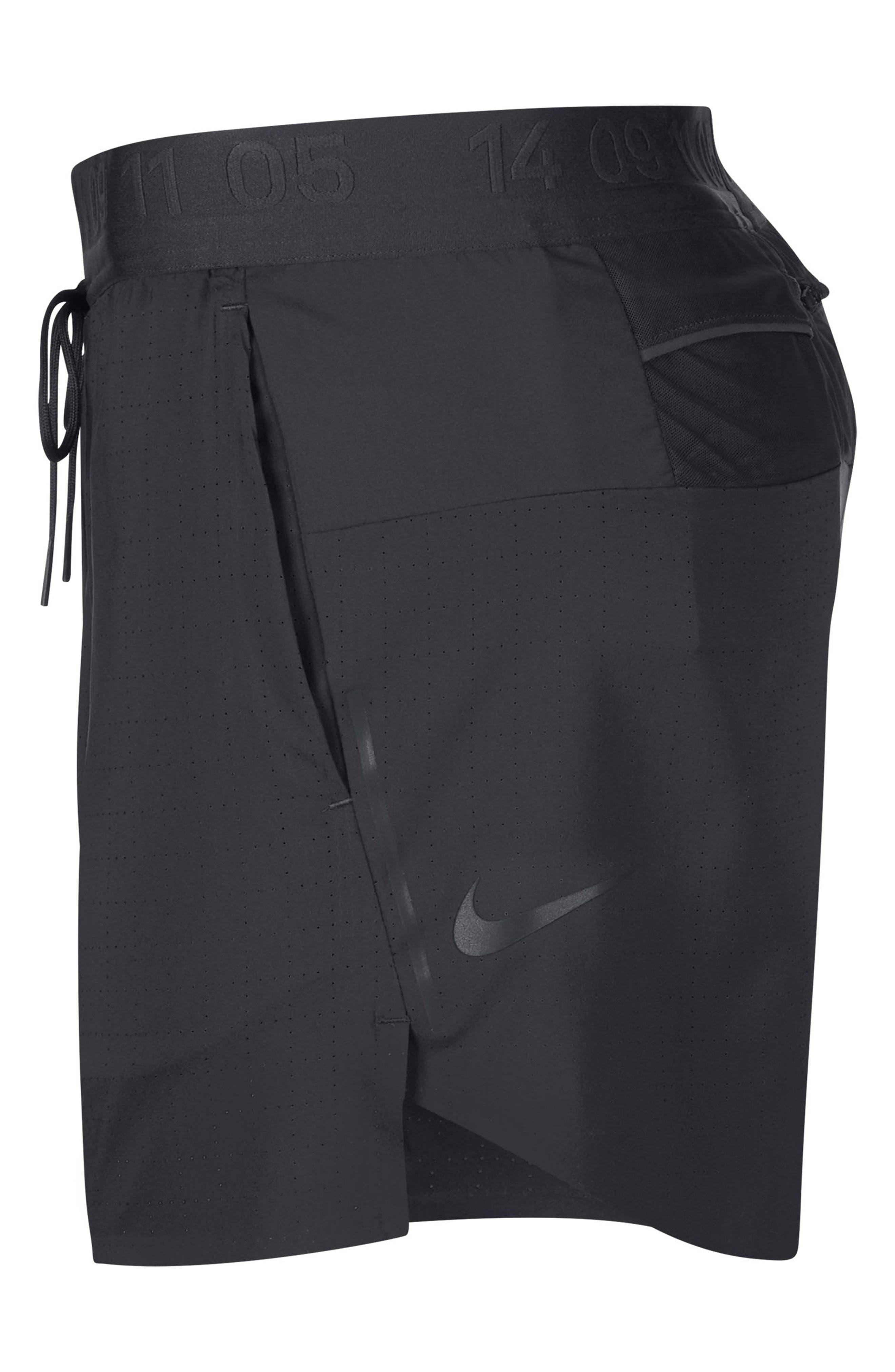 Running Shorts,                             Alternate thumbnail 8, color,                             ANTHRACITE/ ANTHRACITE