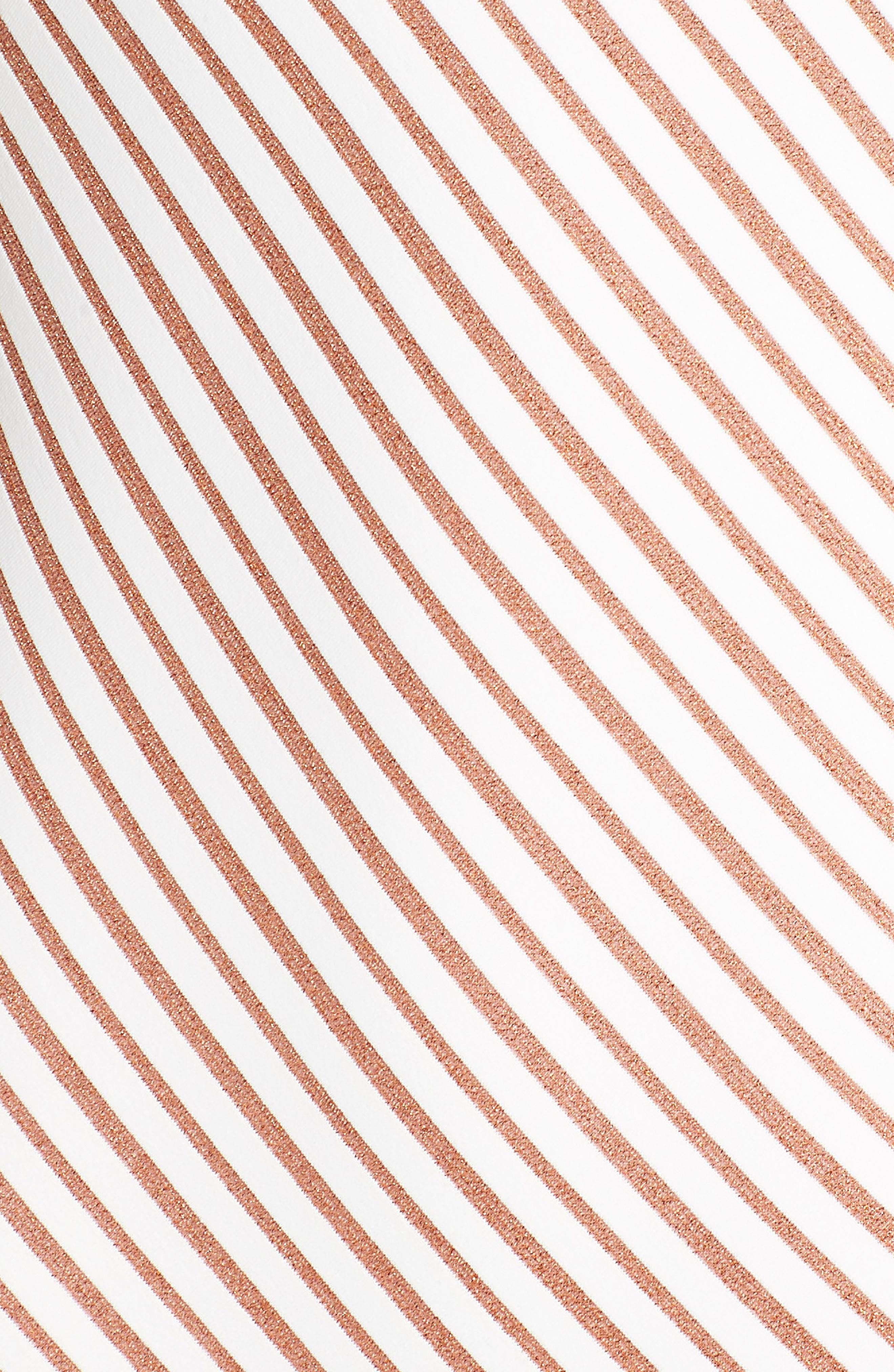 Blair One-Piece Swimsuit,                             Alternate thumbnail 5, color,                             WHITE