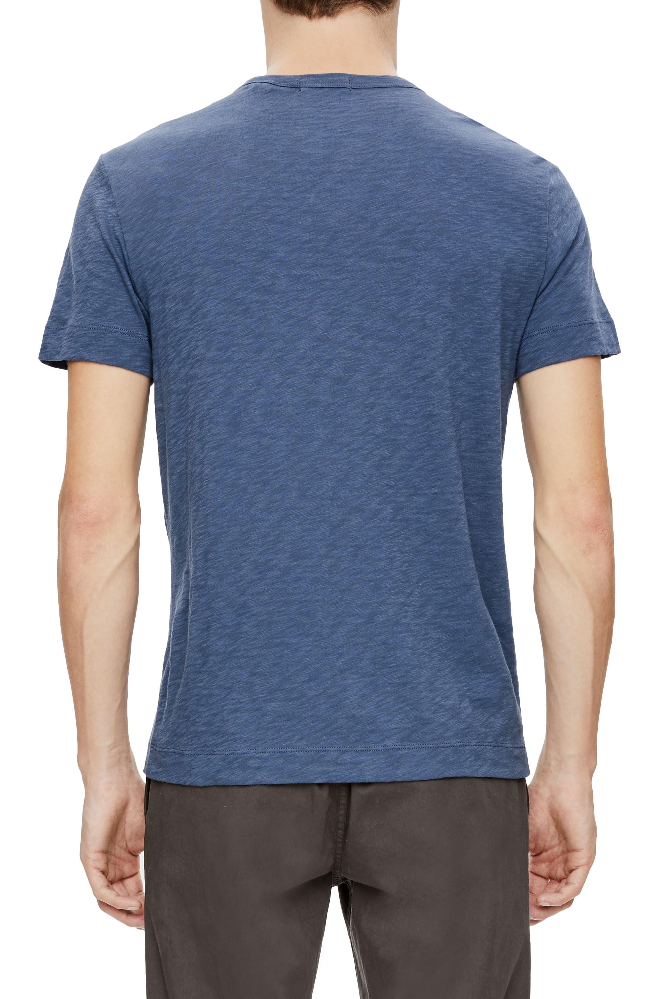 Gaskell Nebulous Slub Pocket T-Shirt,                             Alternate thumbnail 2, color,                             400